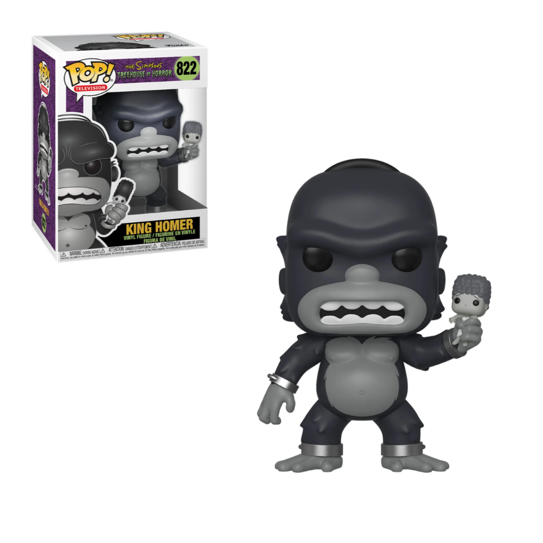 POP! TV: The Simpsons Treehouse of Horror - King Homer