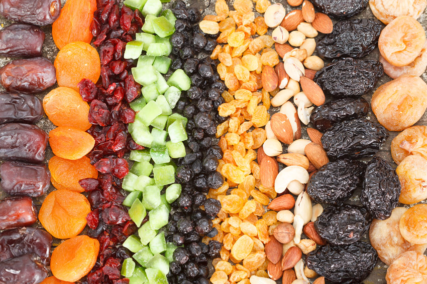 Why do we need them? Properties of dry fruits