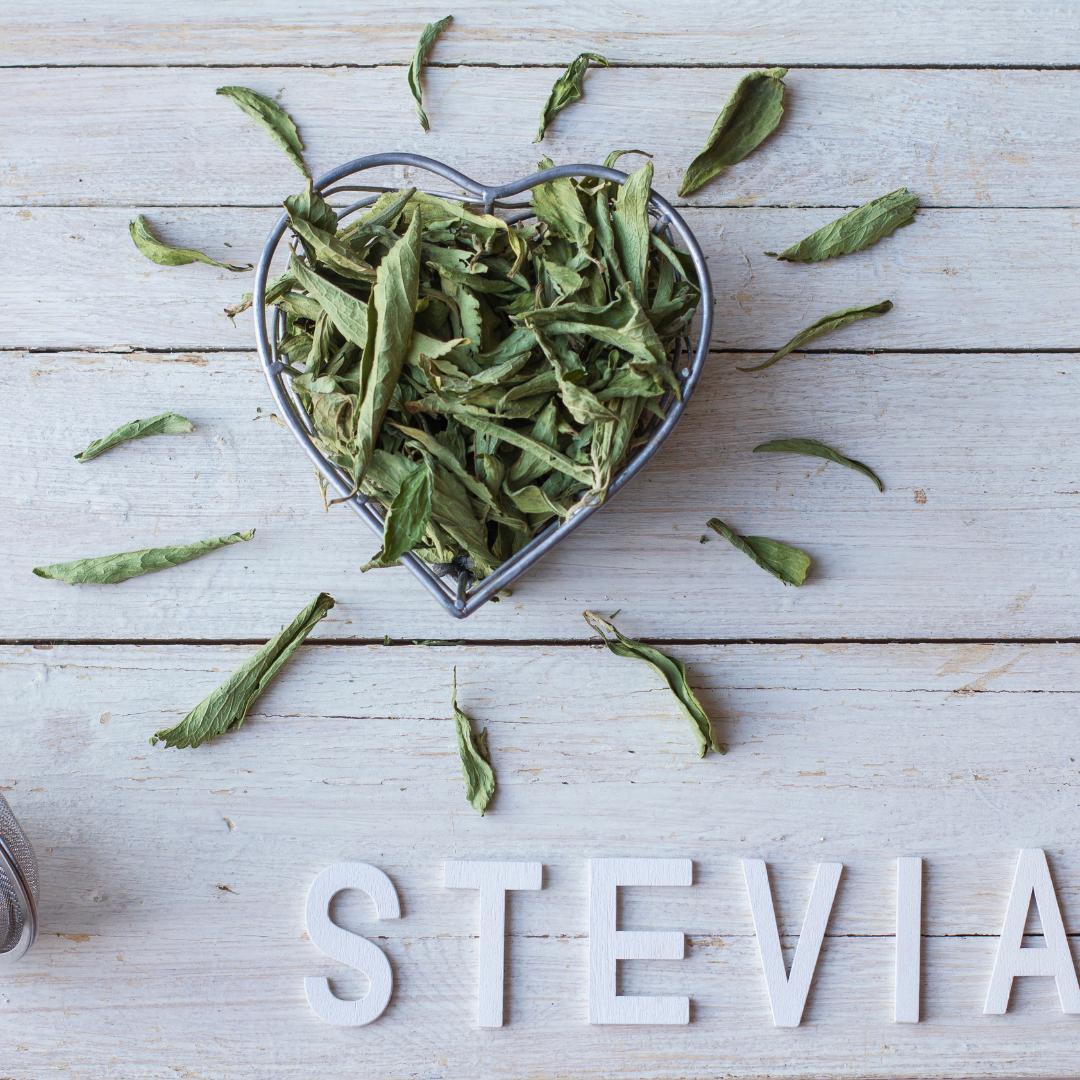 Stevia: edulcorante natural para vivir más sano