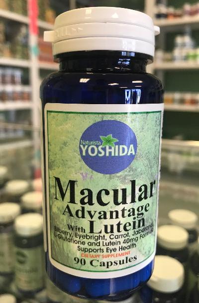Macular Advantage w/Lutein
