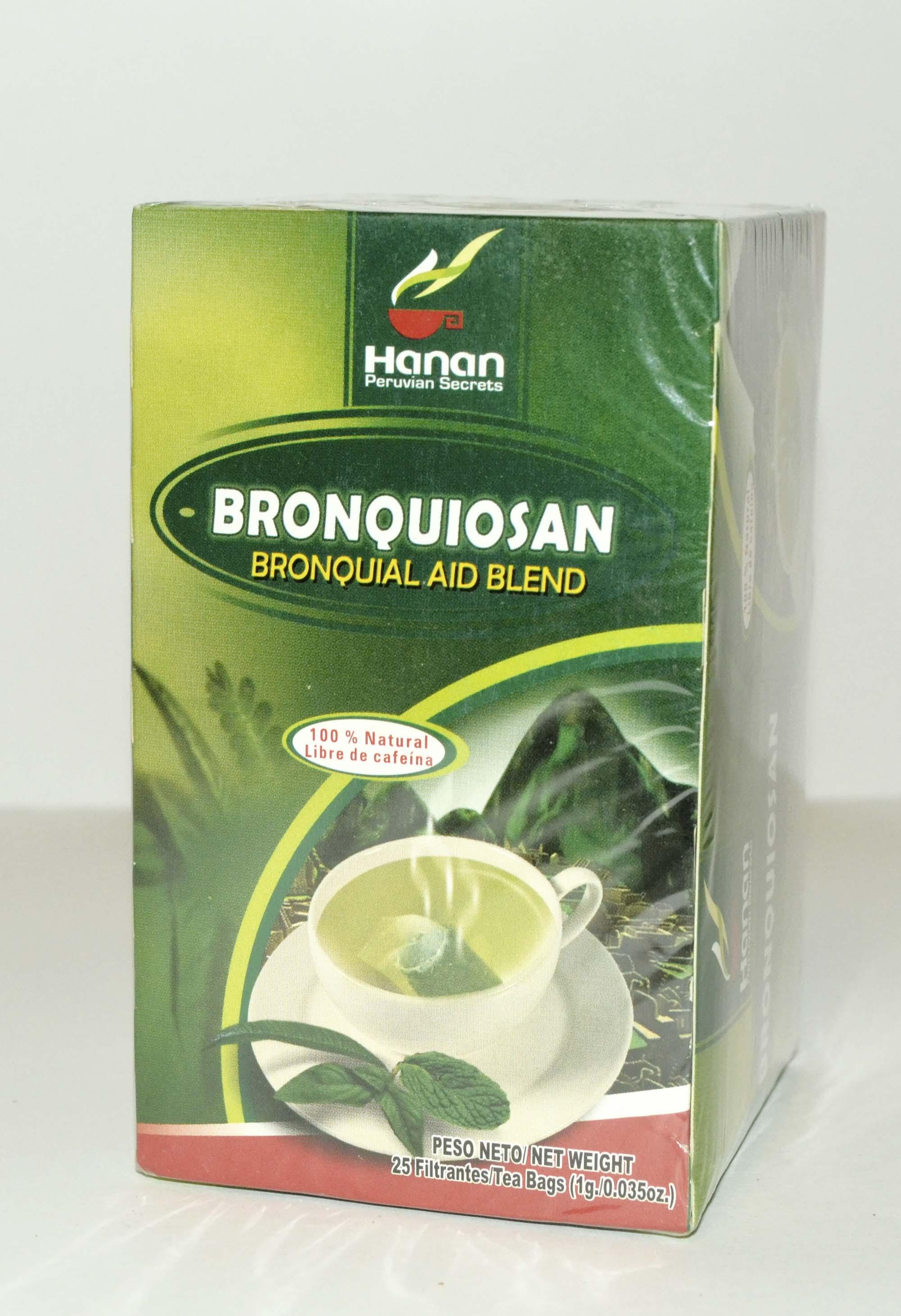 Bronquiosan (Té)