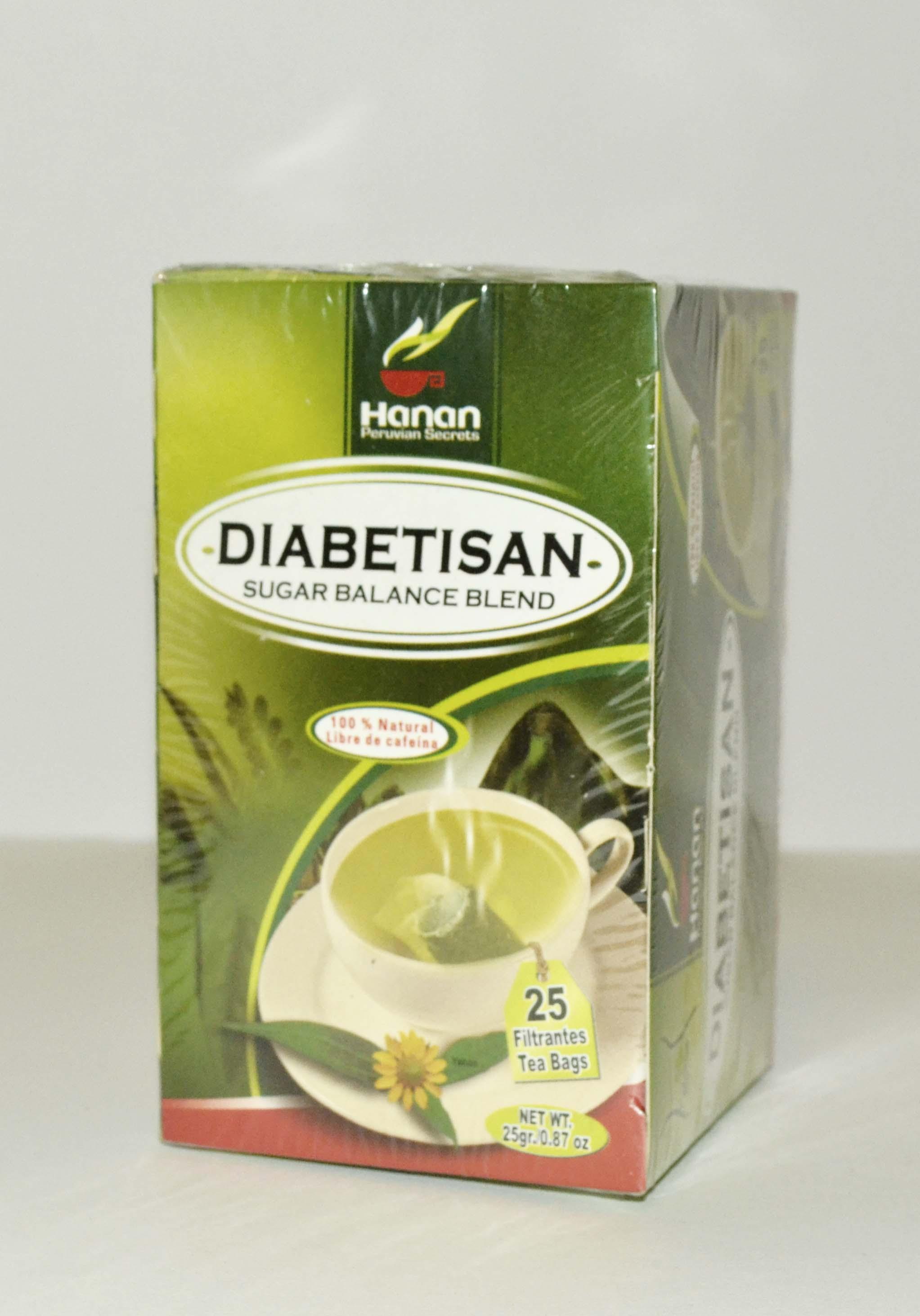Diabetisan (Té)