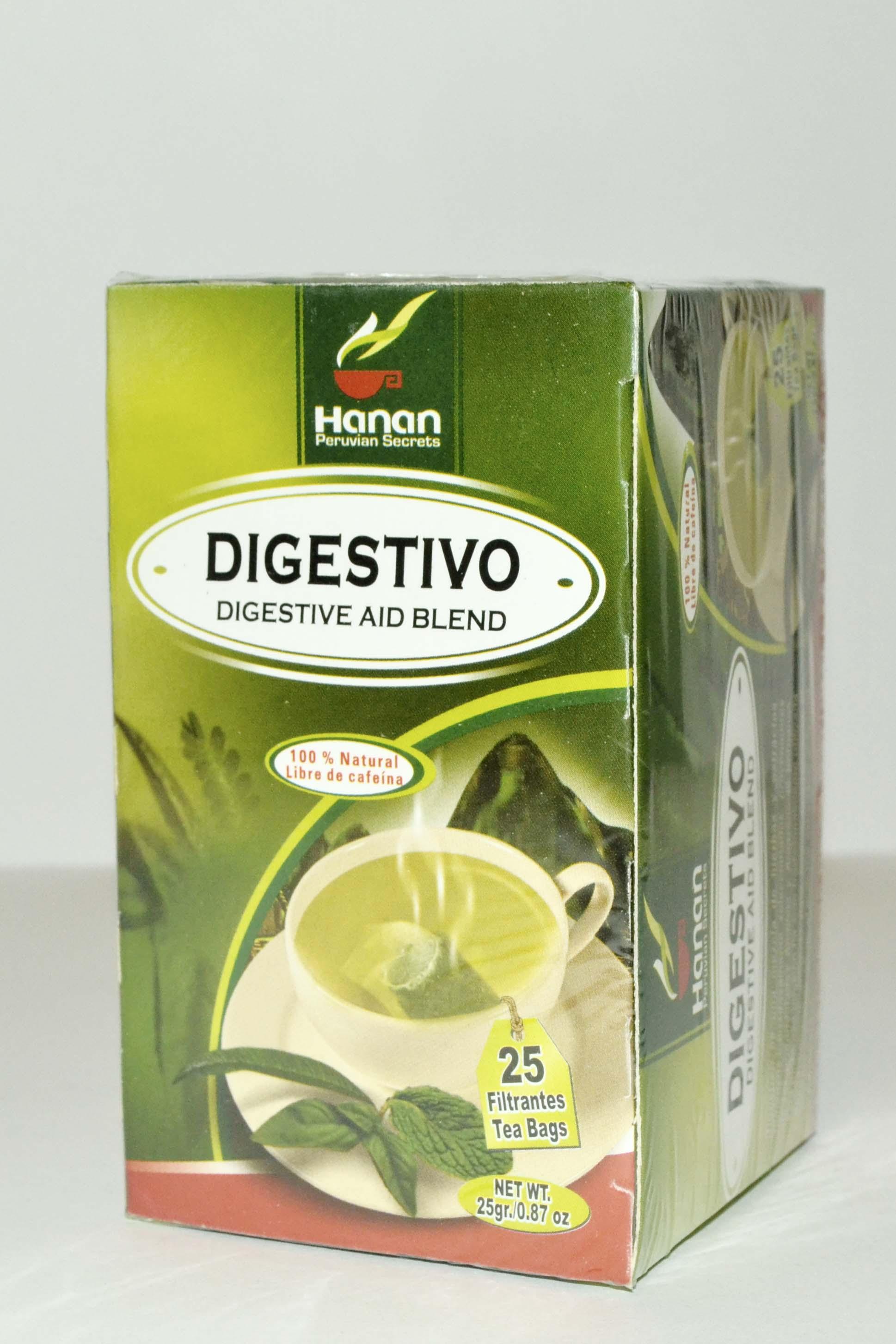 Digestivo (Té)