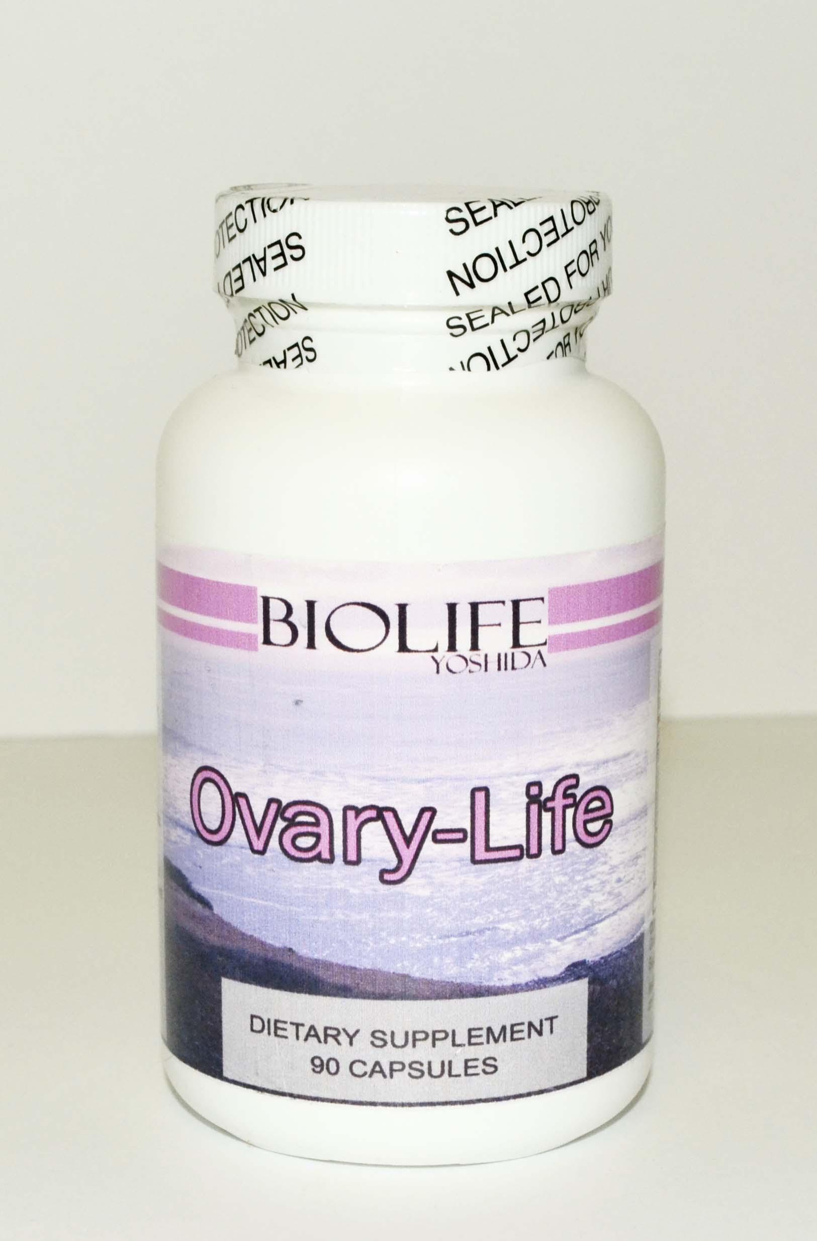 Ovary-Life