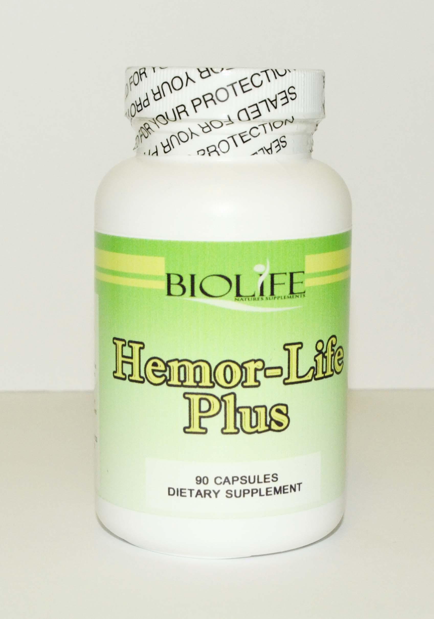Hemor-Life Plus