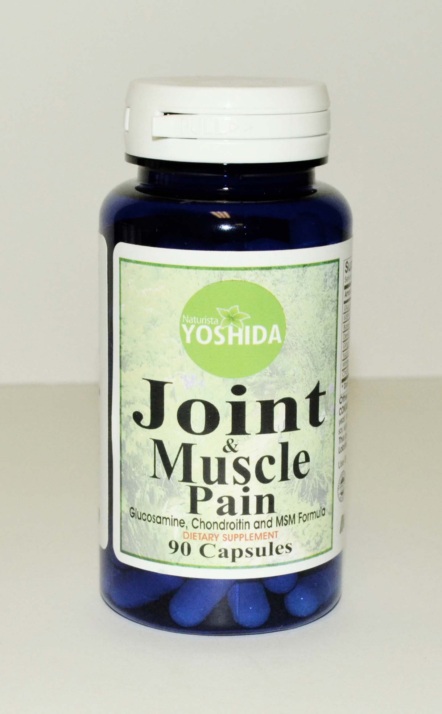 Joint & Muscle Pain 90 Cápsulas