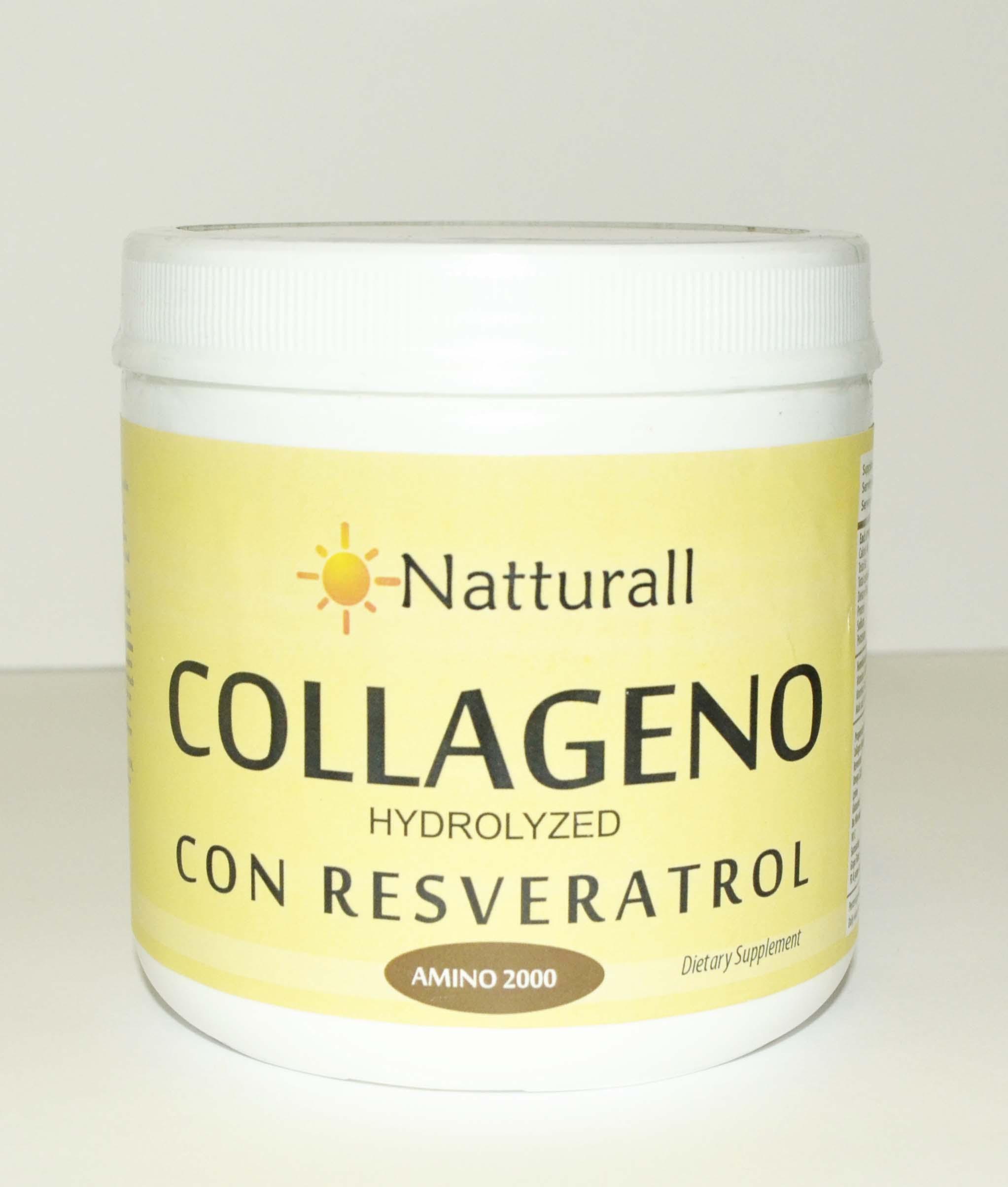 Colágeno con Resveratrol