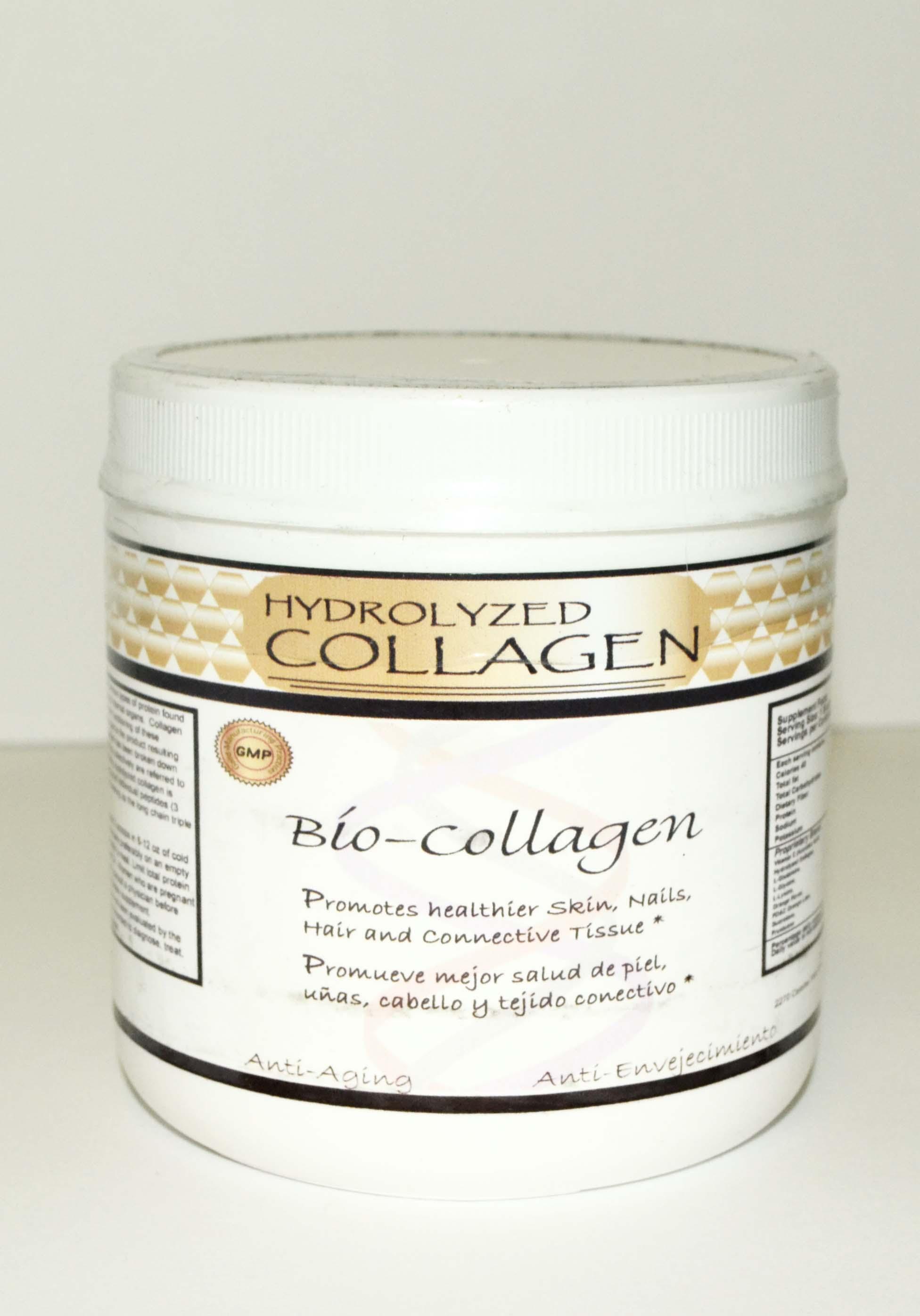 Bio Colágeno Hidrolizado