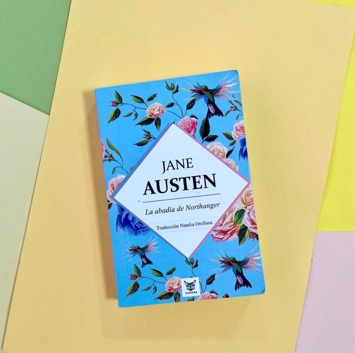 "Jane Austen ""La abadía de Northanger"""