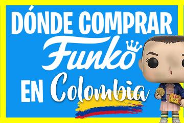 Dónde comprar Funko Pop! en Colombia