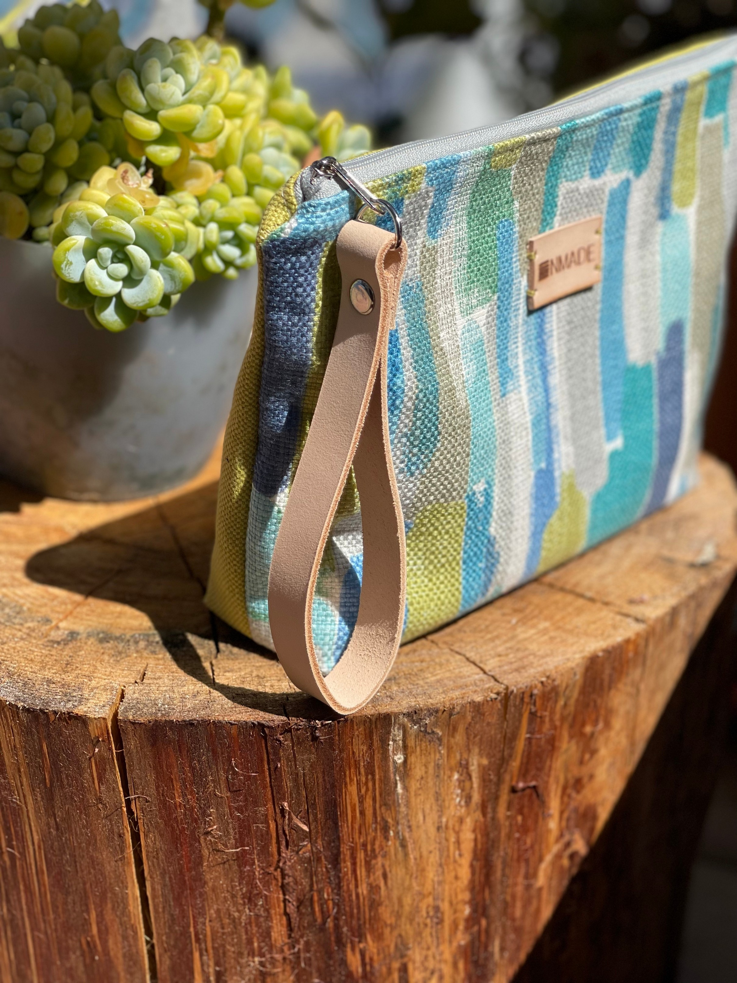 Summer Clutch Abstract