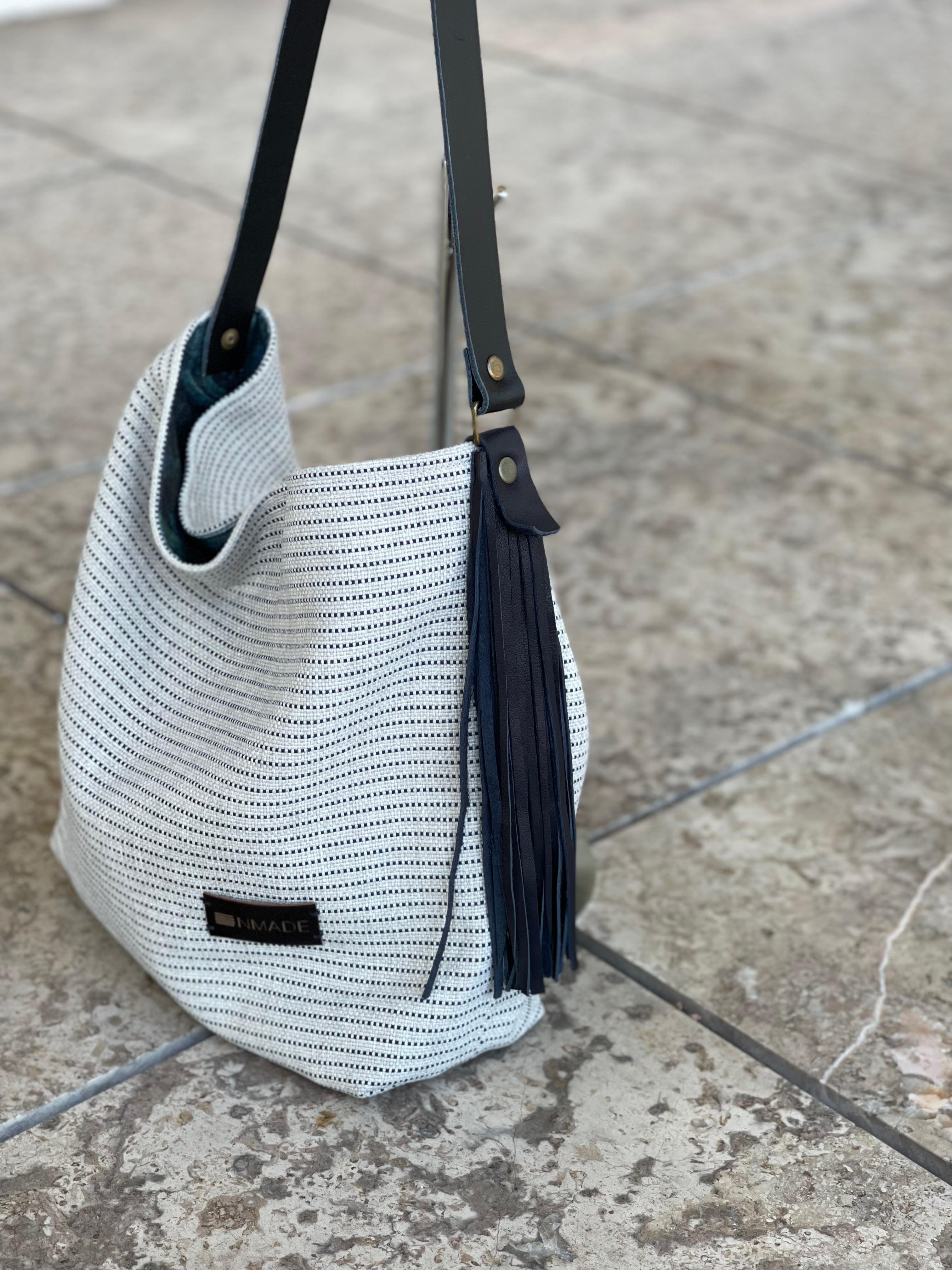 "Shoulder Bag Nini ""Cinza"""