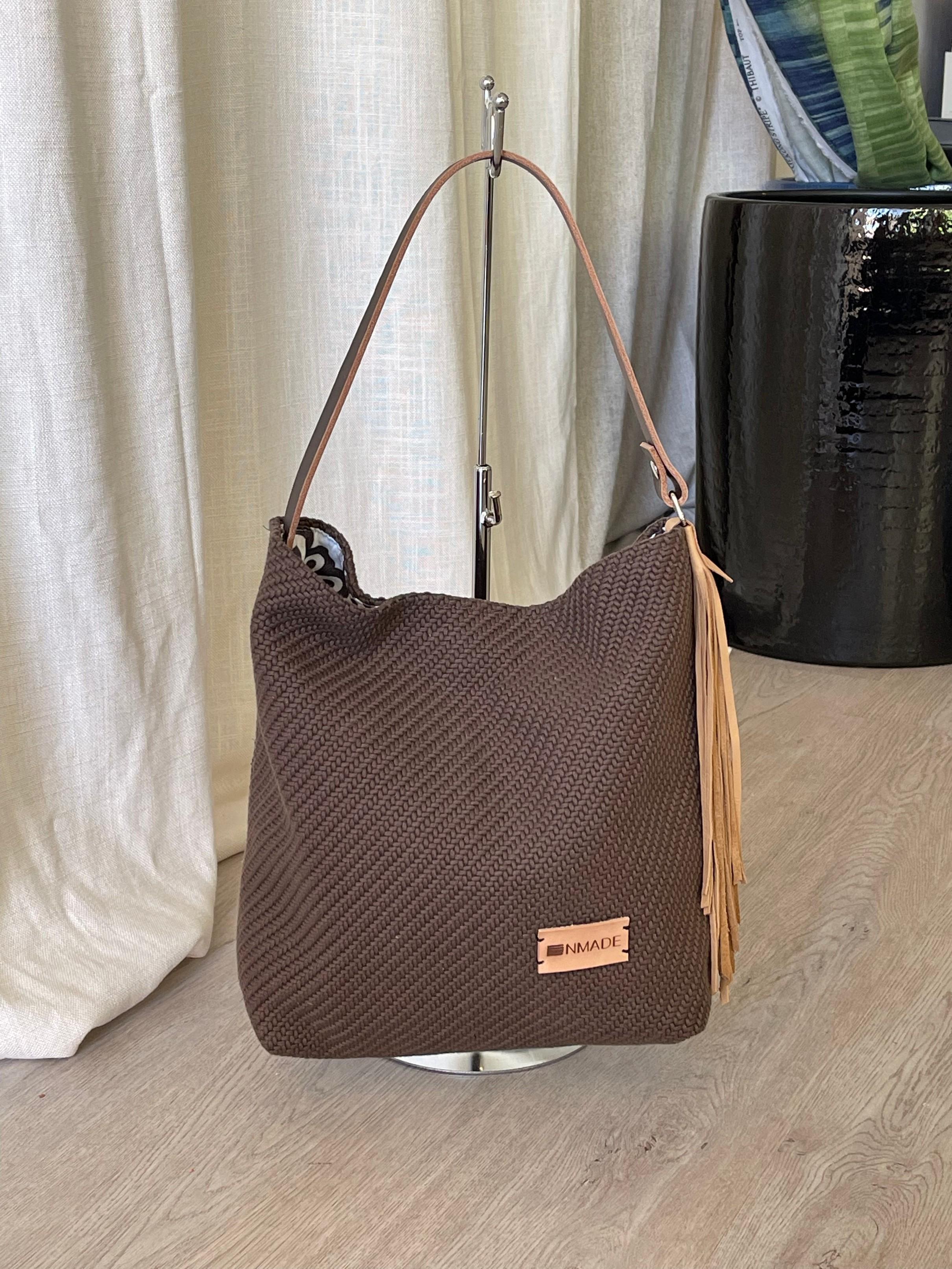 "Shoulder Bag Nini ""Chocolate"""
