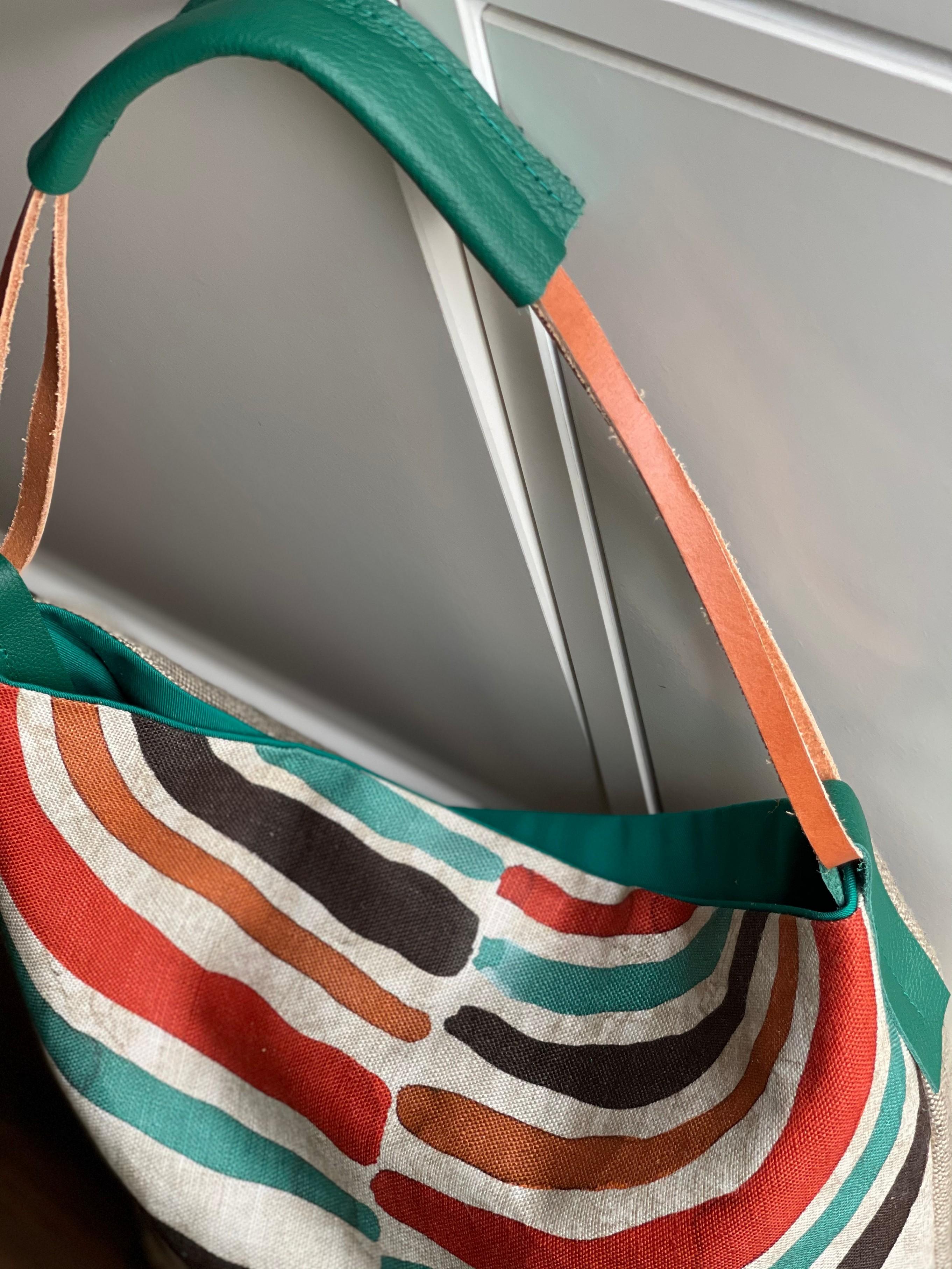 Shoulder Bag Tribal Rainbow