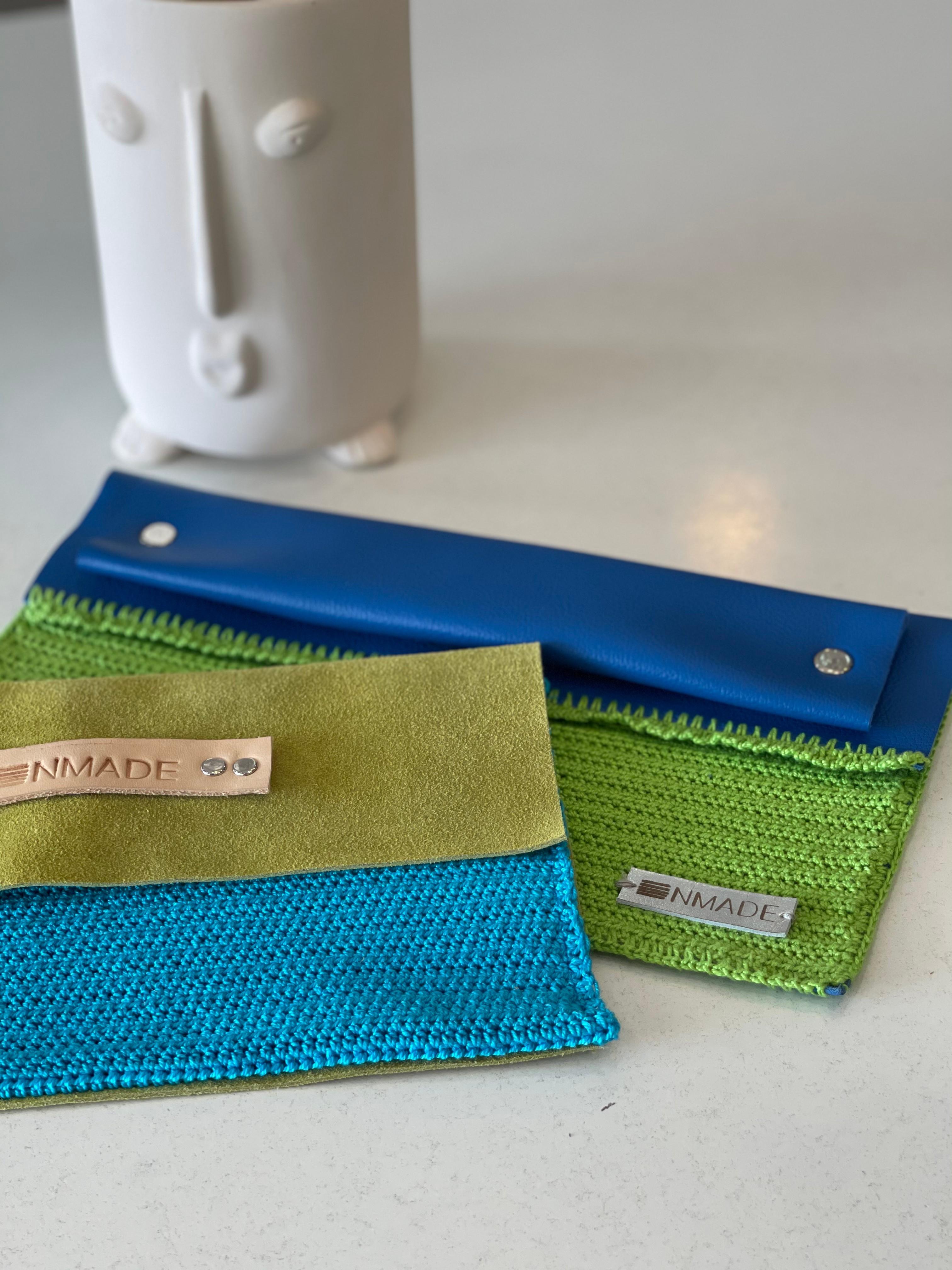 Clutch Crochet - Color your life!