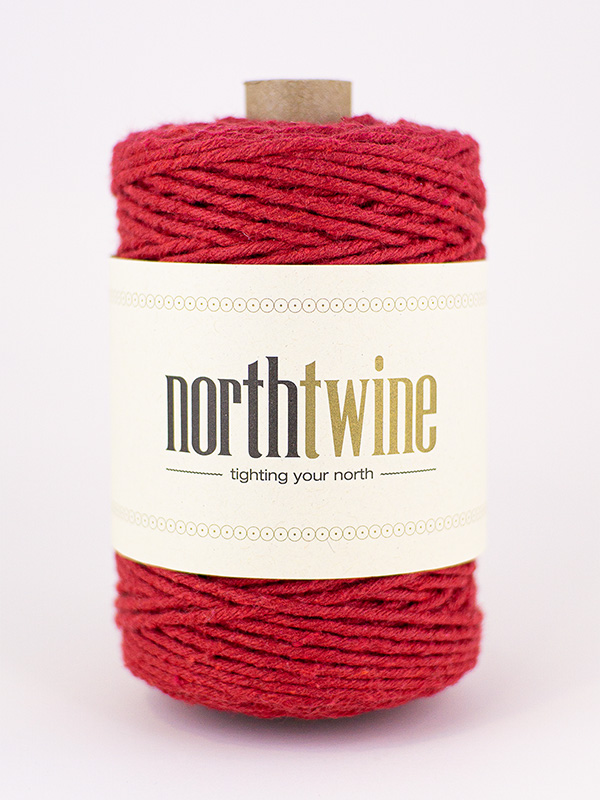 Red baker twine