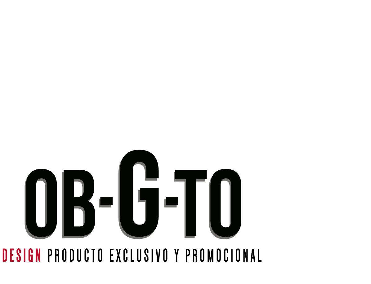 obGto Design Producto exclusivo y promocional