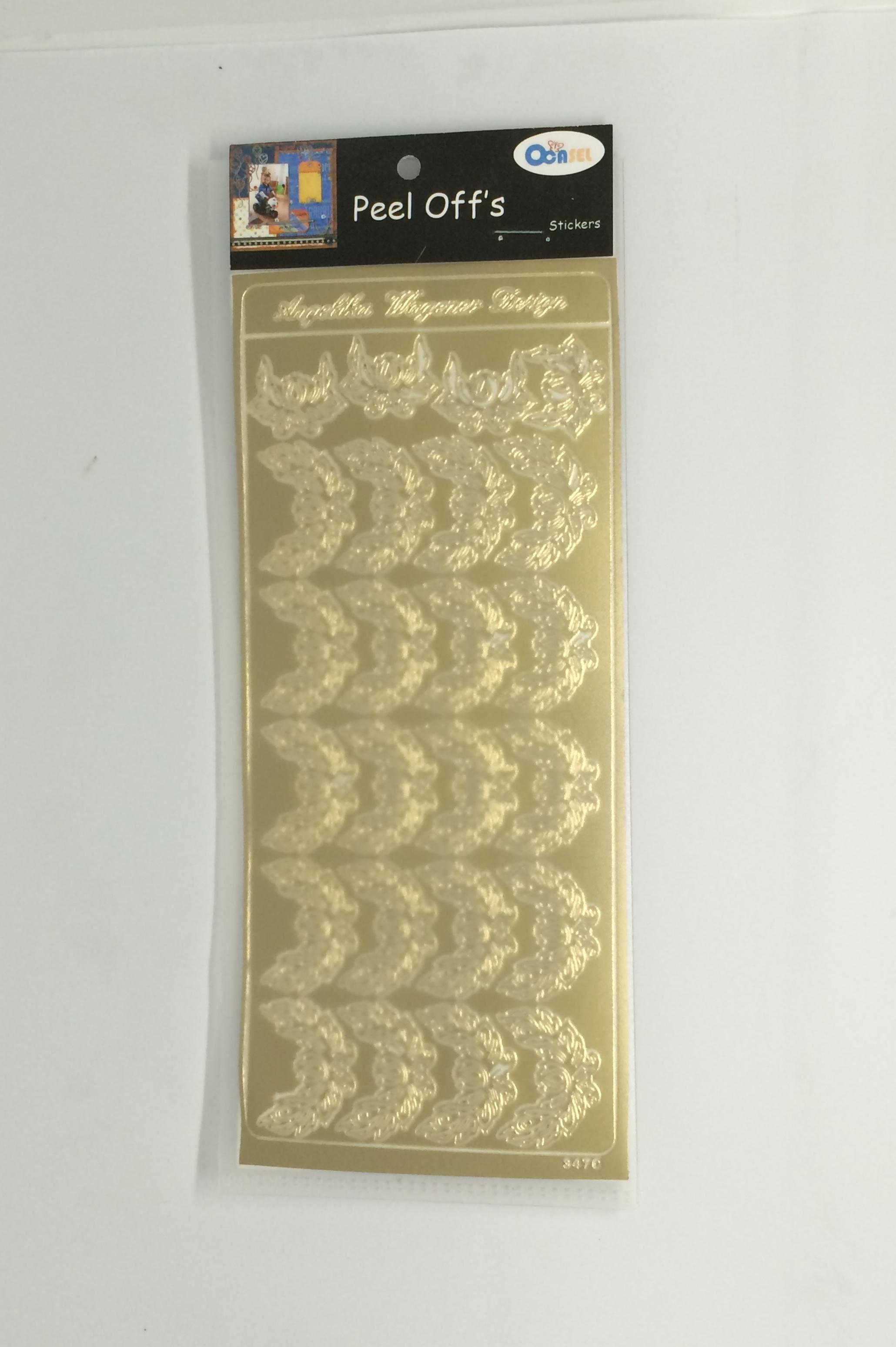 Peel Off's 3470 Dorado