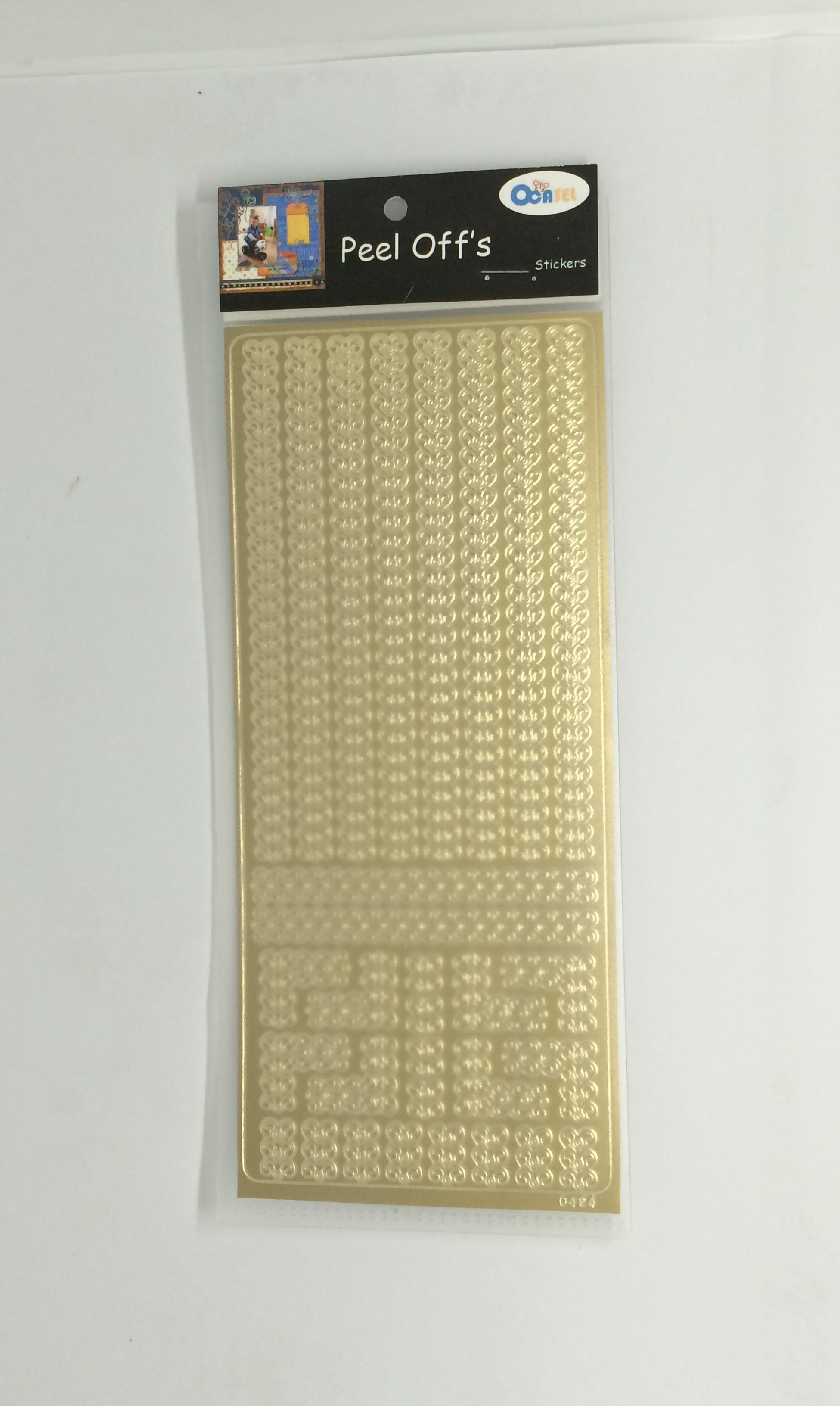 Peel Off's 0424 Dorado