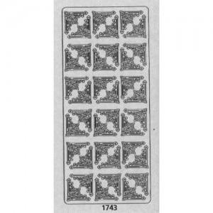 Peel Offs 1743