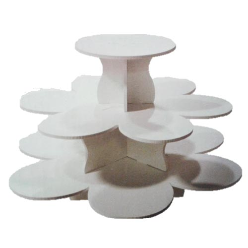 Base para pastelitos 3 niveles plast 4-1891
