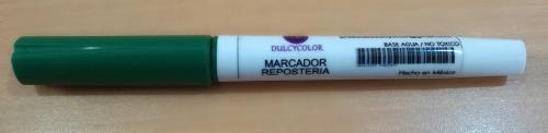Marcador Dulcycolor verde hoja