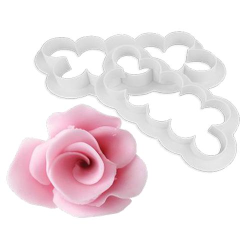 Jgo cortador formador rosa 2 pz 4-2811