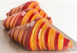 Curso Chocolatines y croissant bicolor