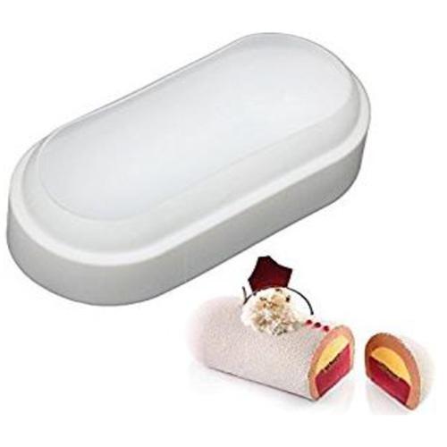 Molde Silicon White Mr Pillow 21.7x9.4x0.7 cm