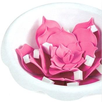 Espuma de decoración pétalos de flores 1907-1365