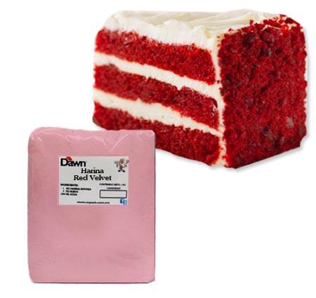 Mix red velvet 1 Kg