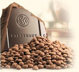 Chocolate Barry Callebaut lácteo Kg