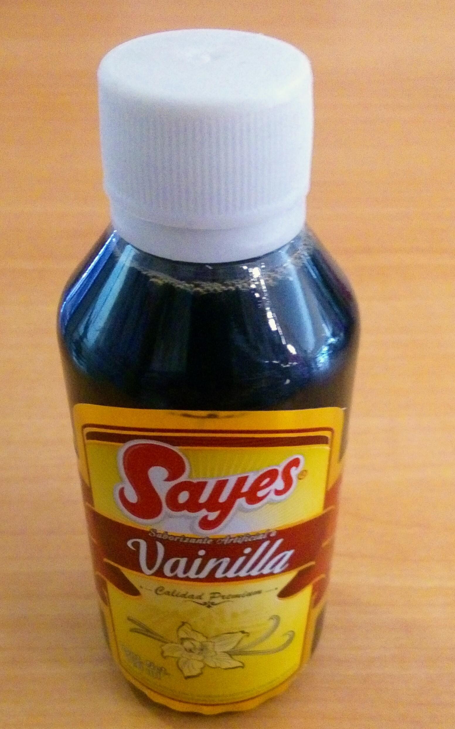 Vainilla Sayes 120 ml