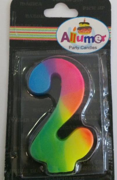 2 multicolor