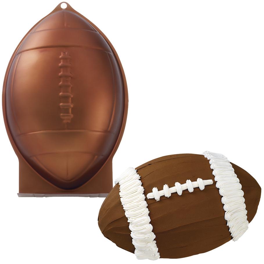Molde balón fútbol americano