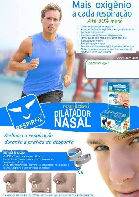Dilatador Nasal