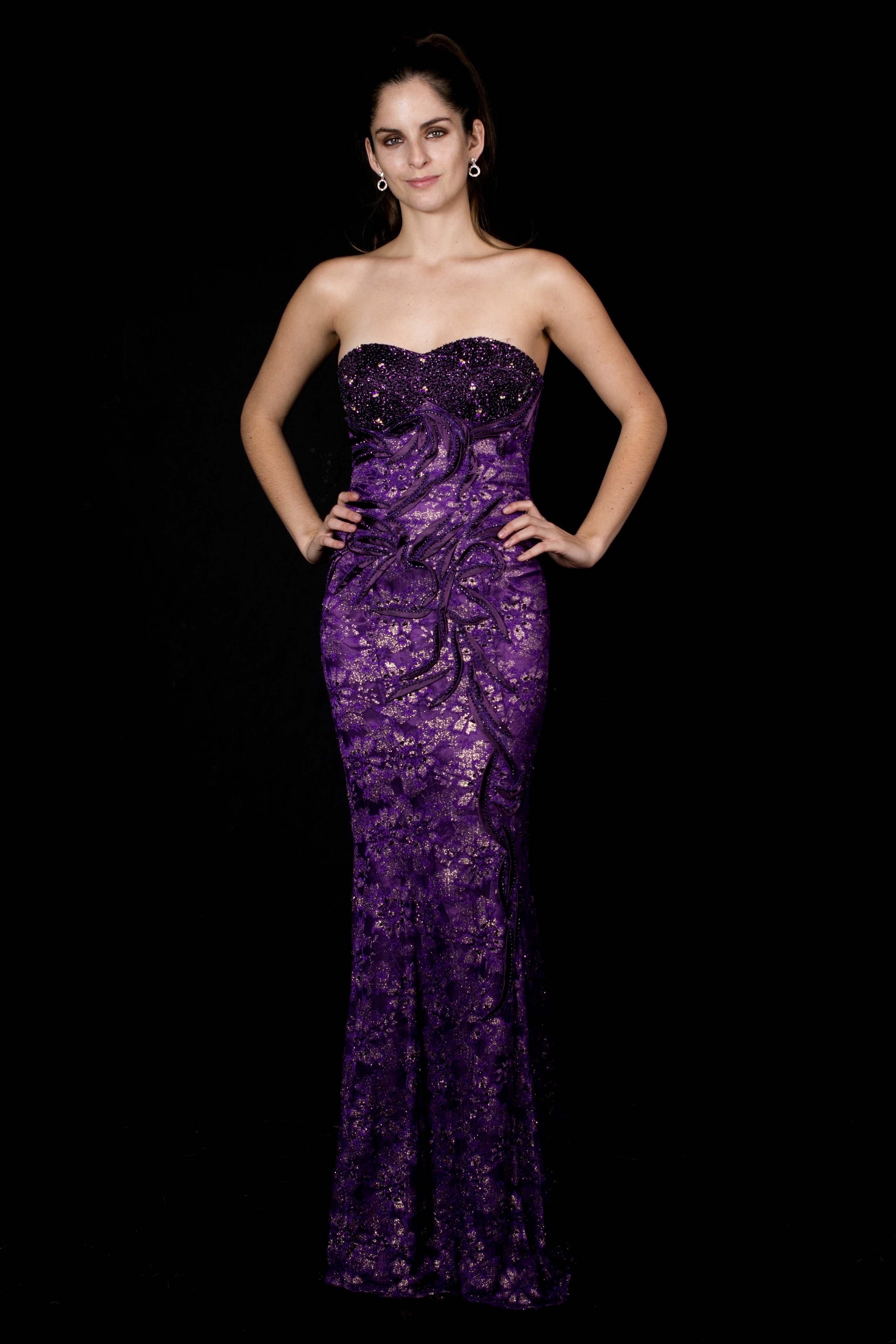 Vestido Gala Emmy 2