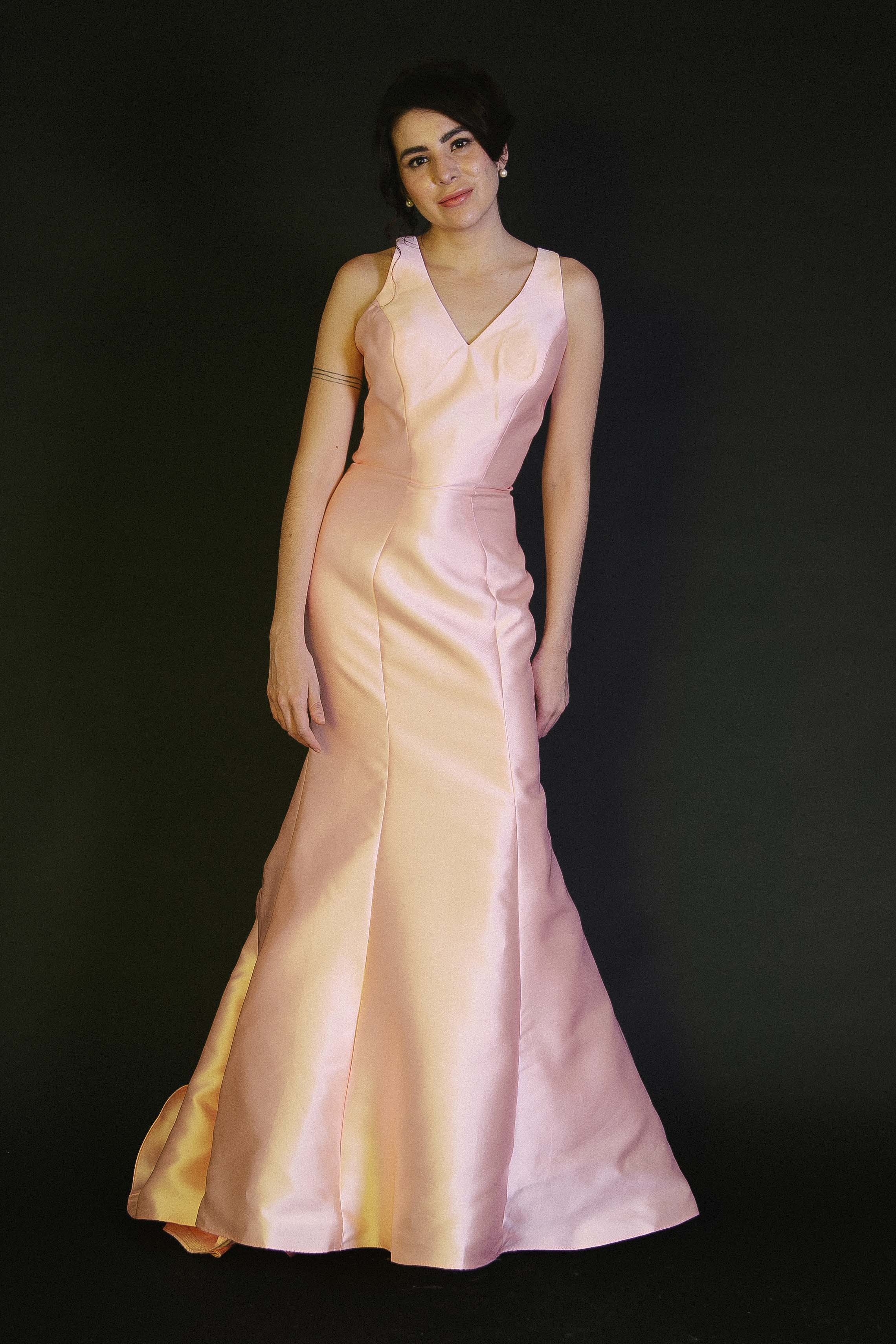 Vestido Olympia