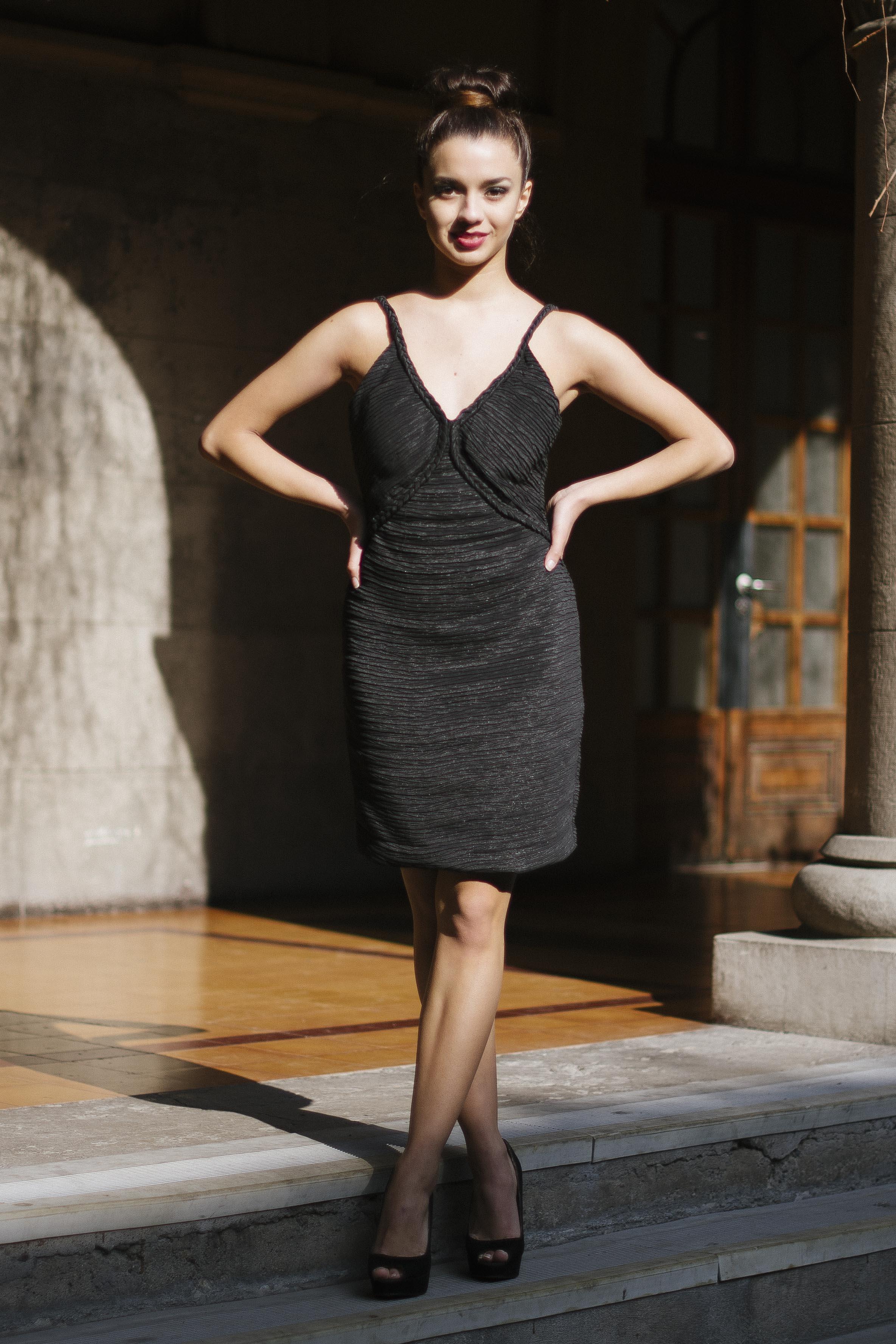 Cami Mini Dress