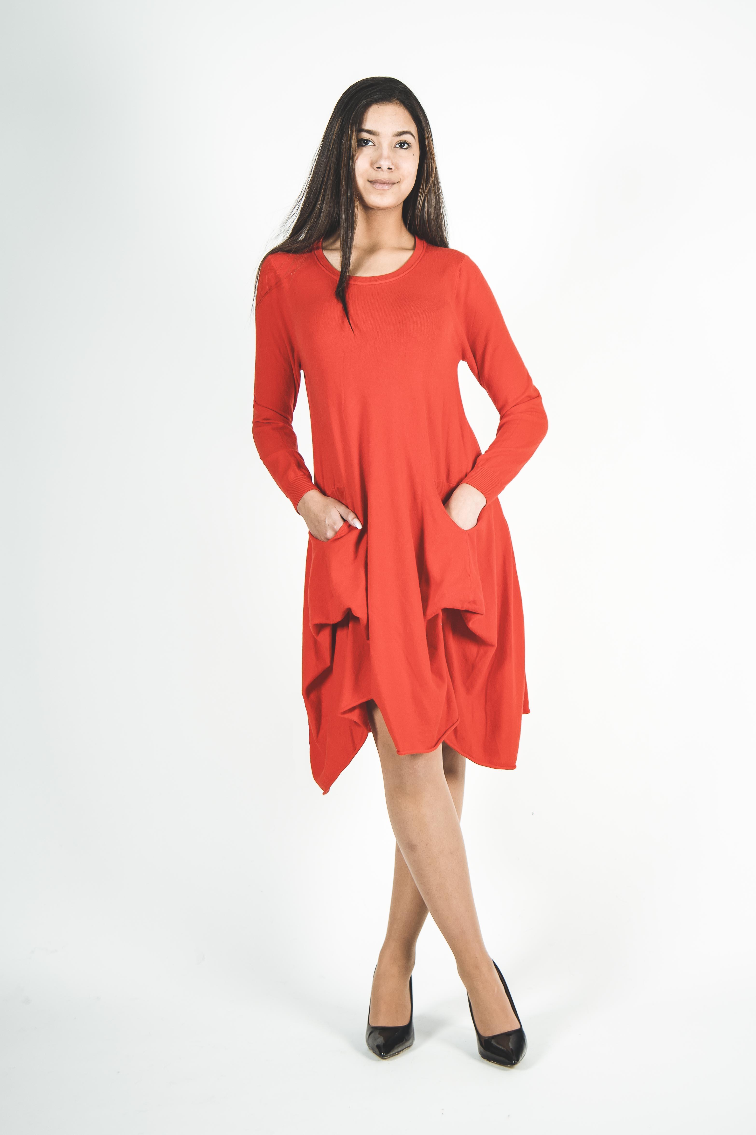 Vestido Annie Bolsillos