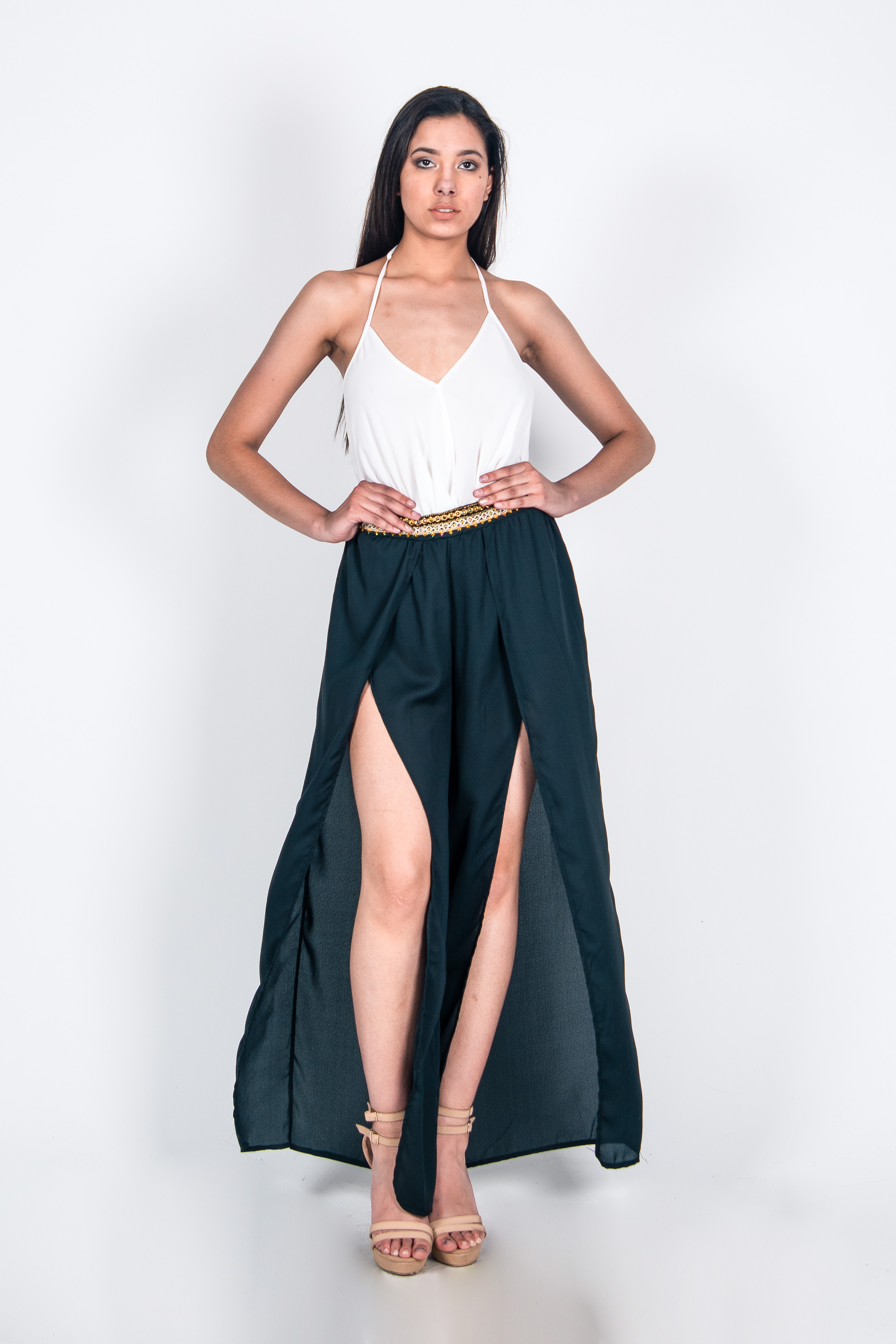 Pantalón Shiny Waist