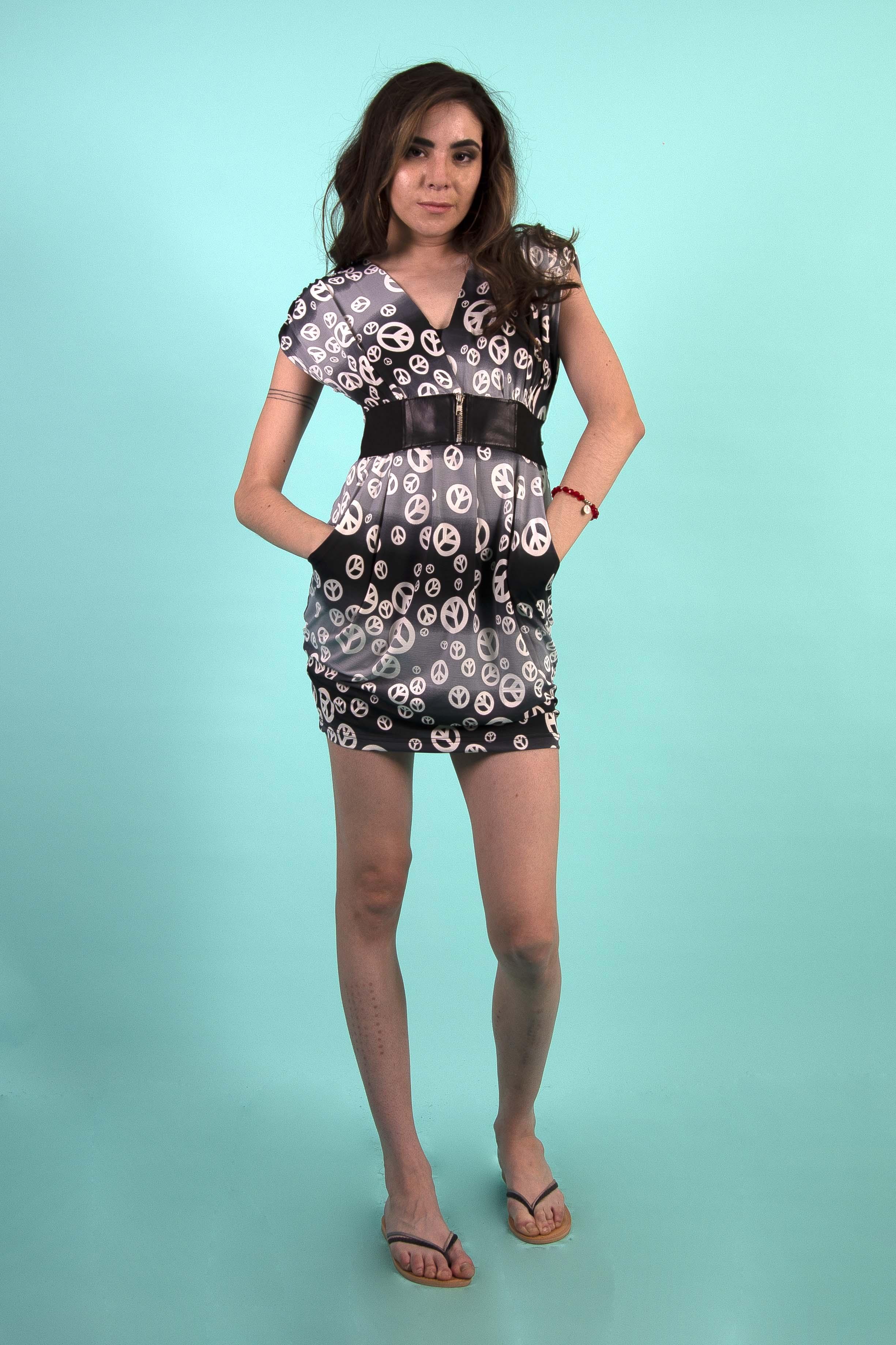 Mini Dress Retro