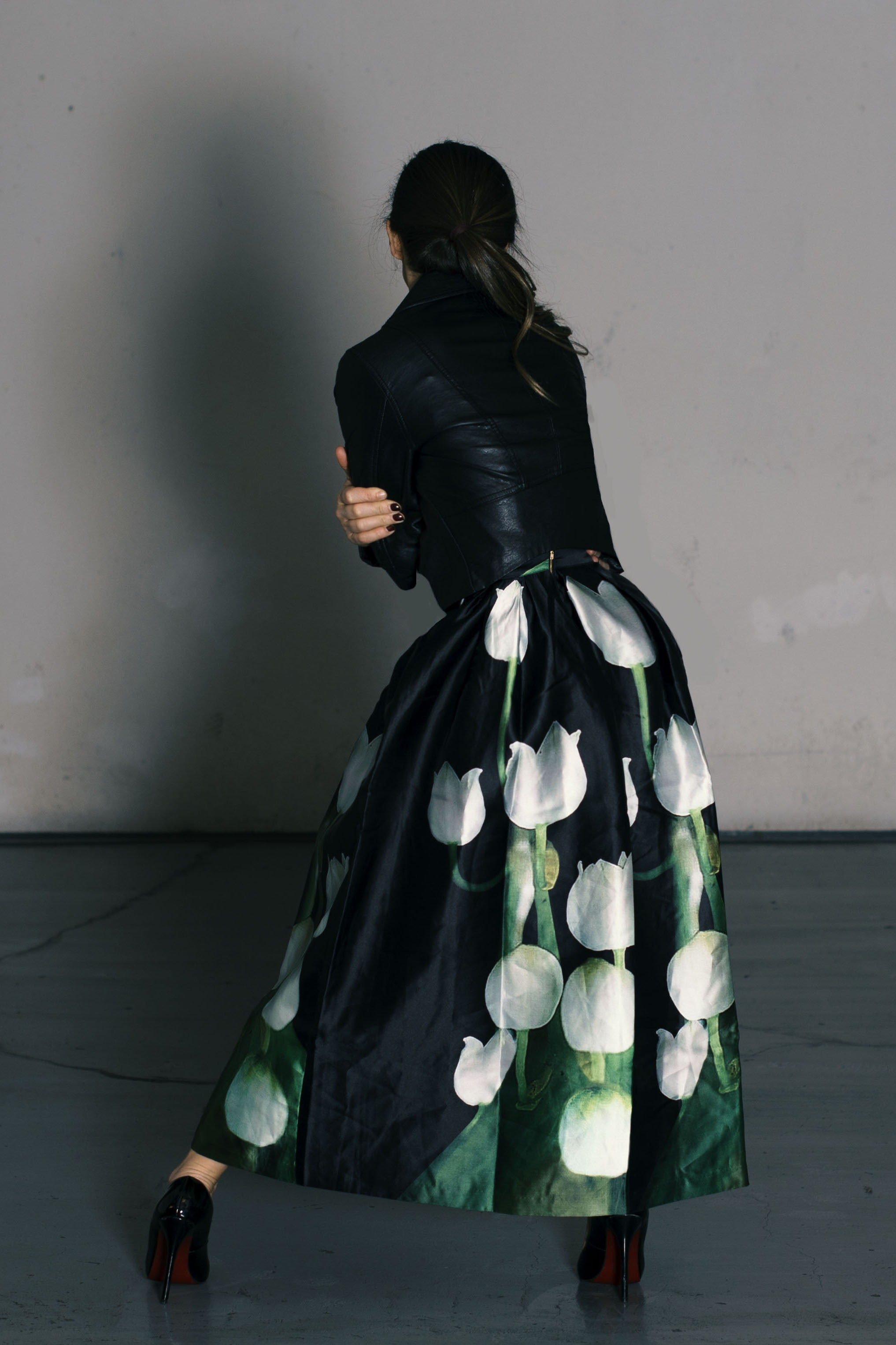 Falda Tulipanes