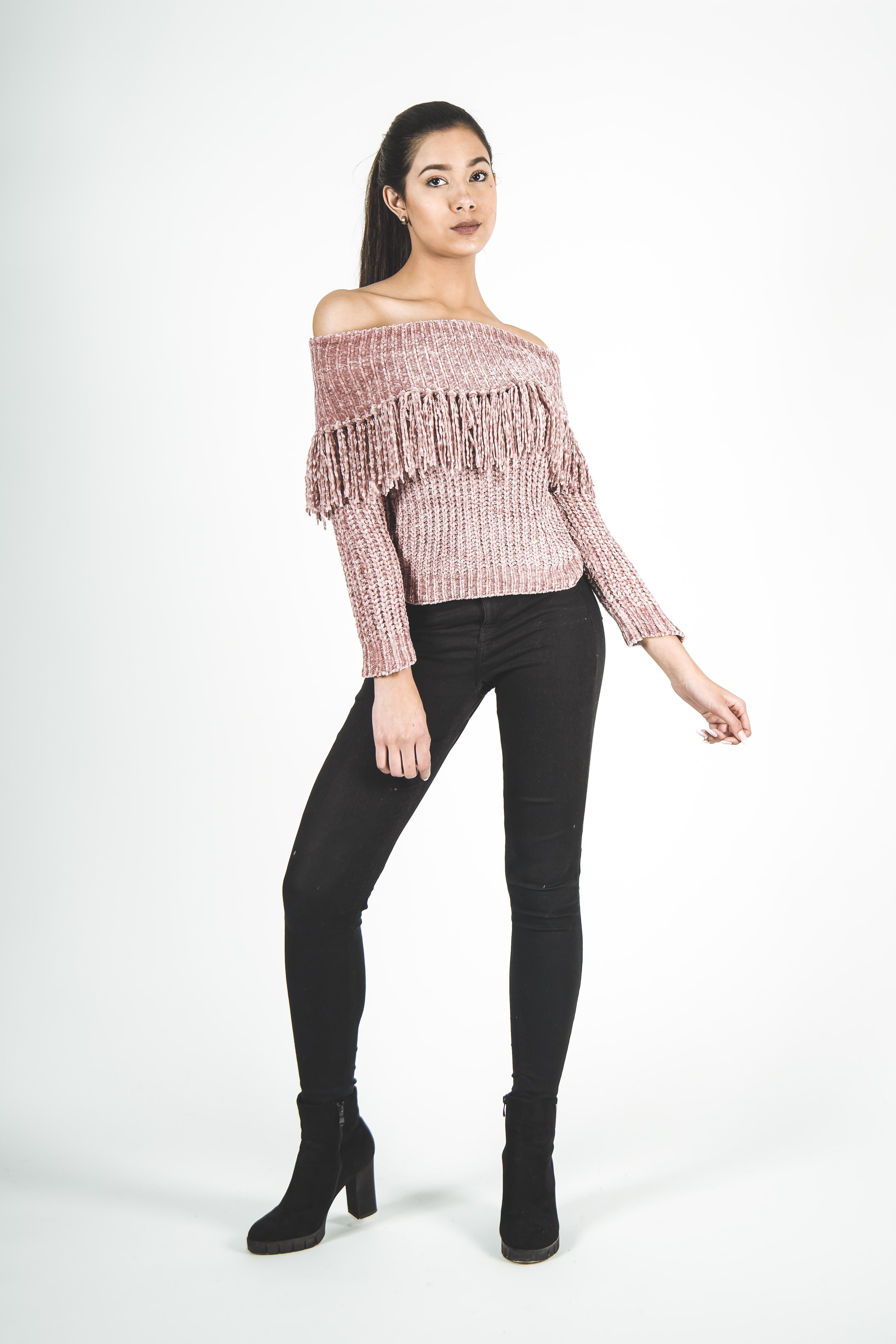 Sweater Flecos