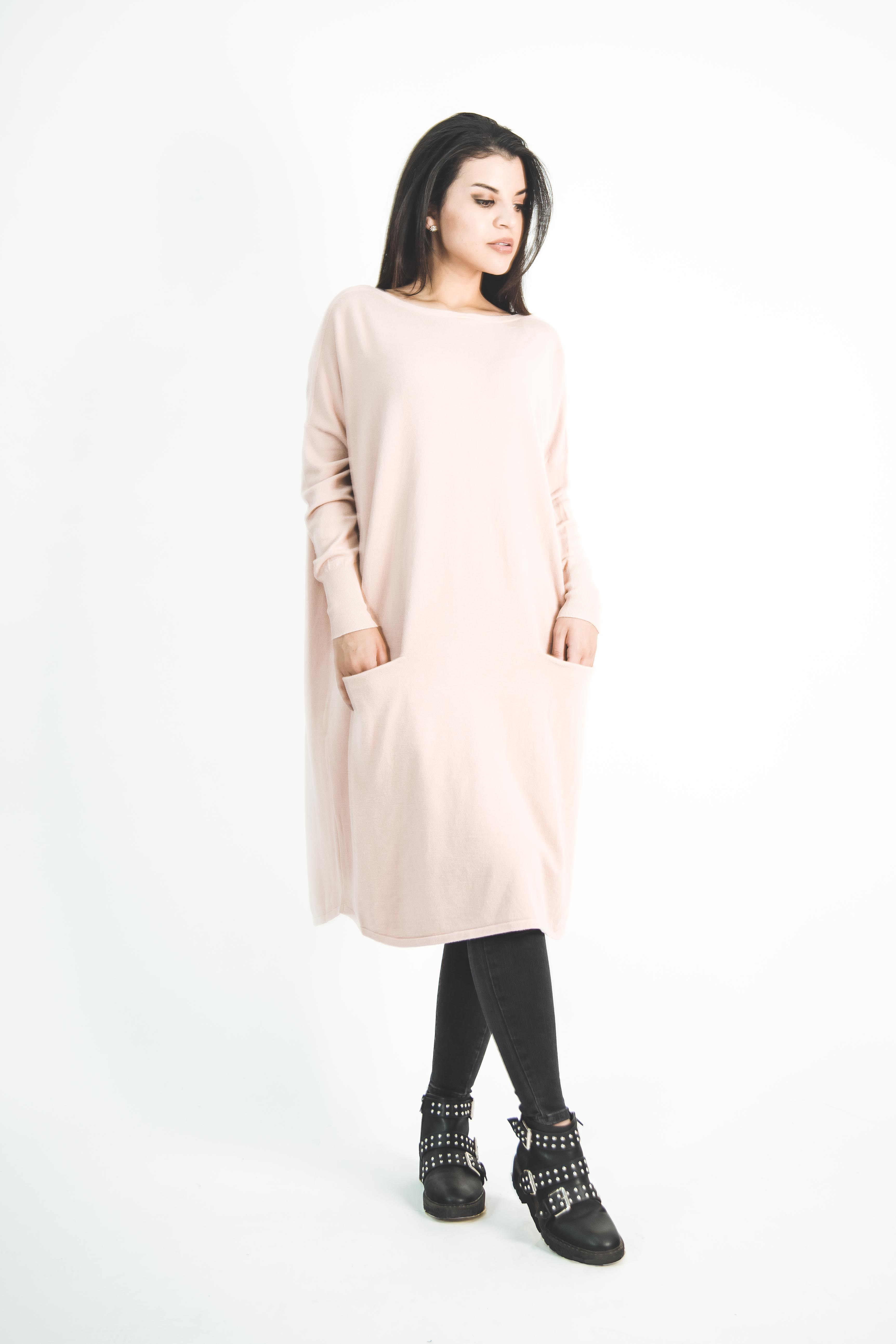 Chaleco Vestido Simple