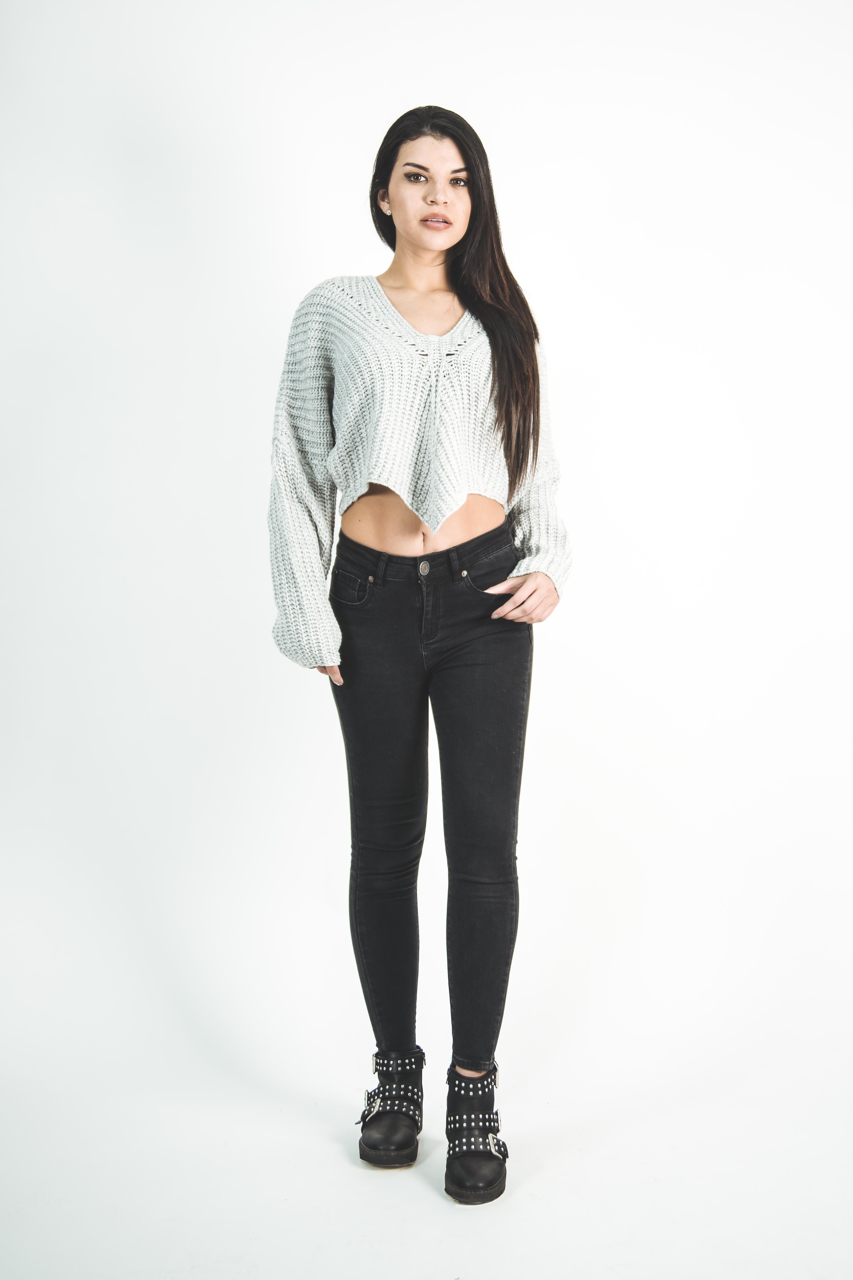 Sweater Trenza