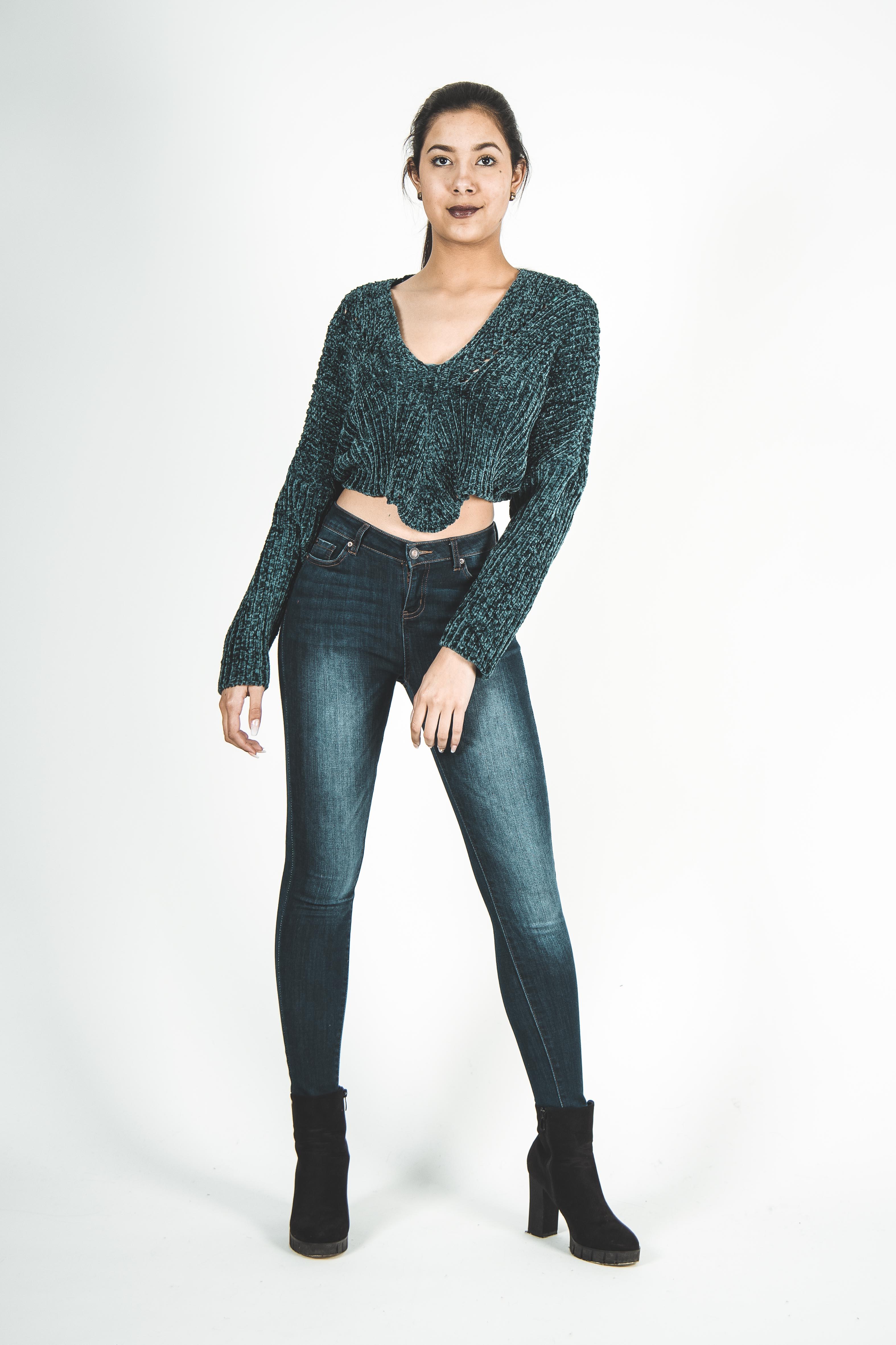 Sweater Trenza 2