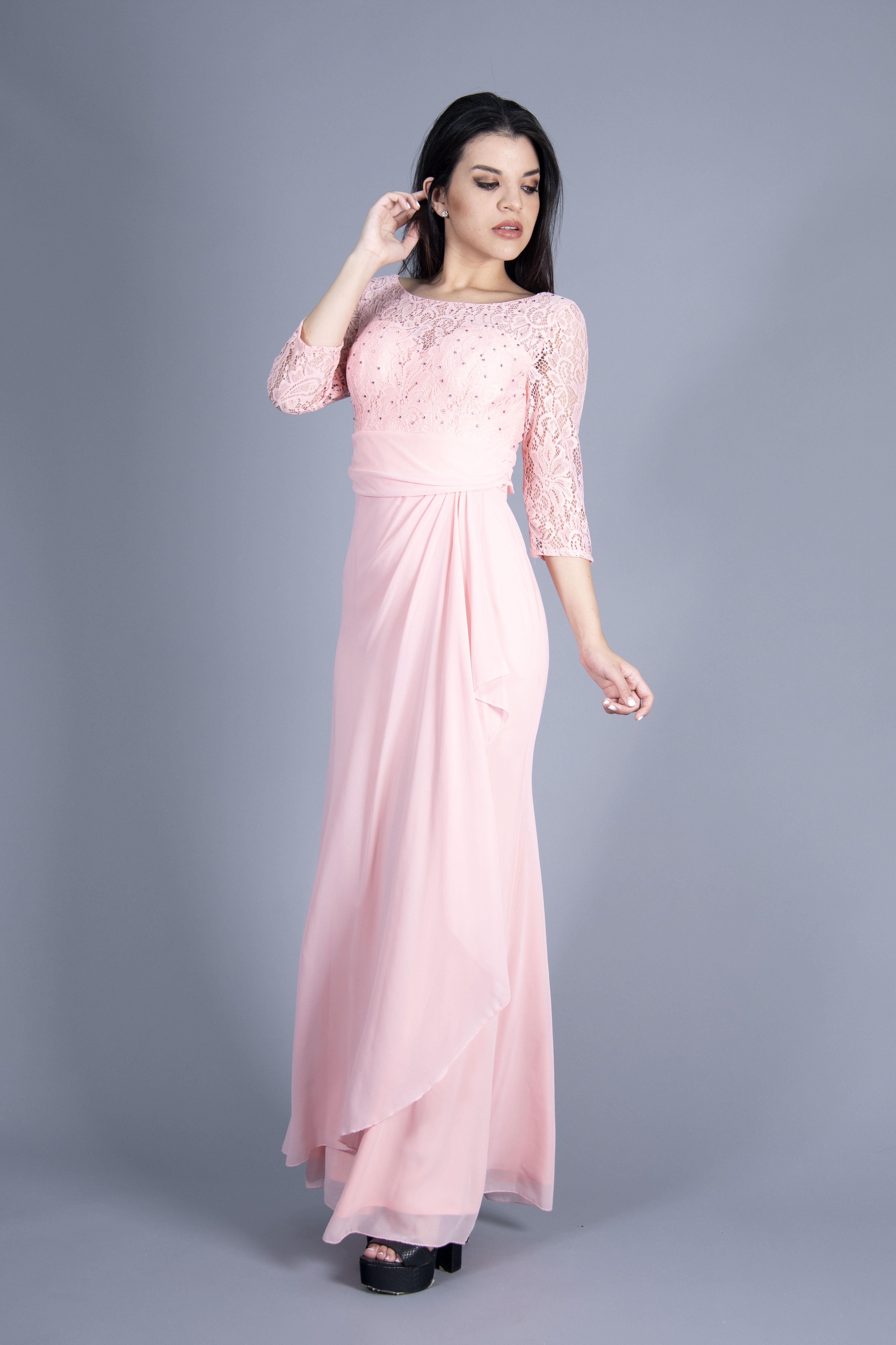 Vestido Duquesa