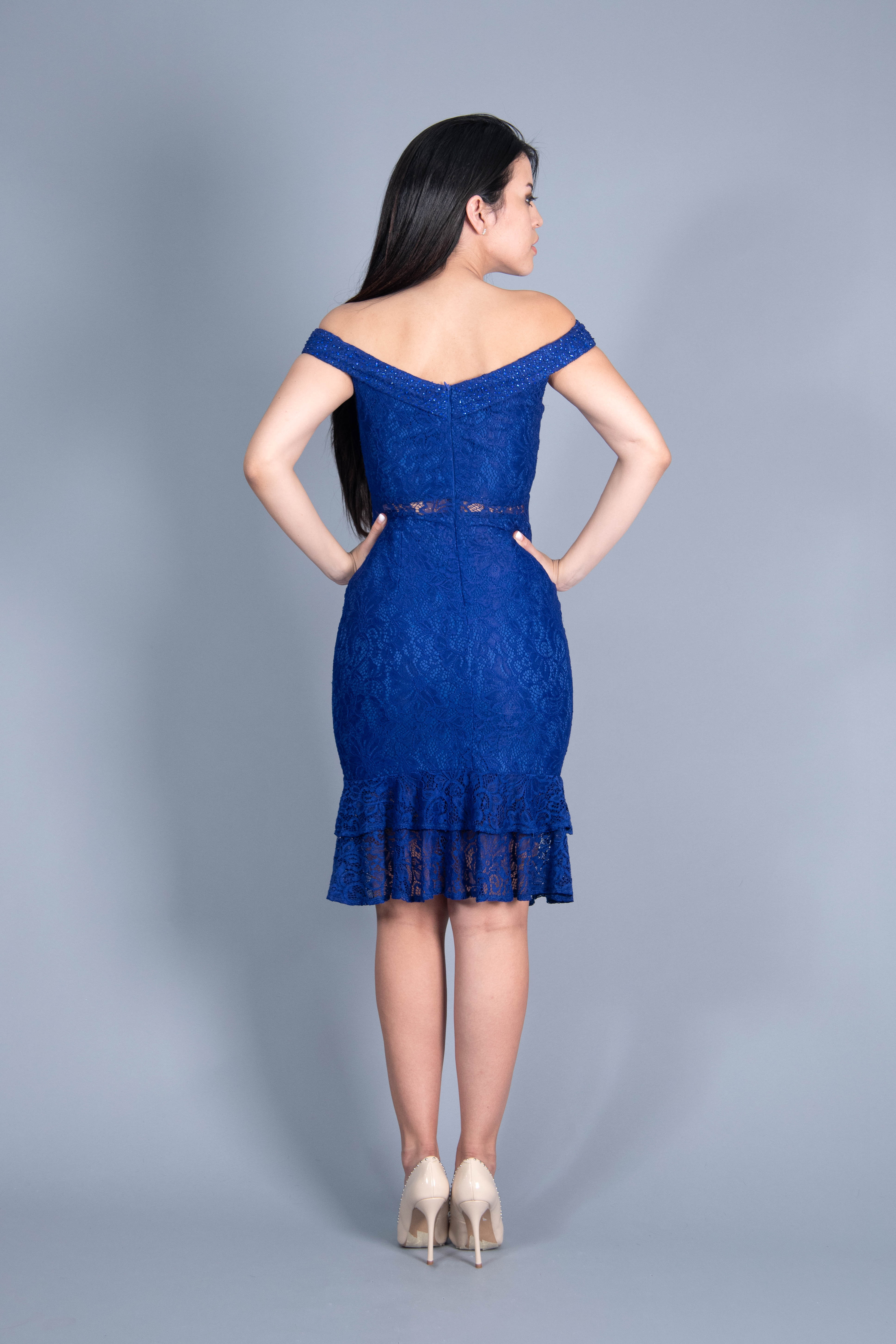 Vestido Blueberry