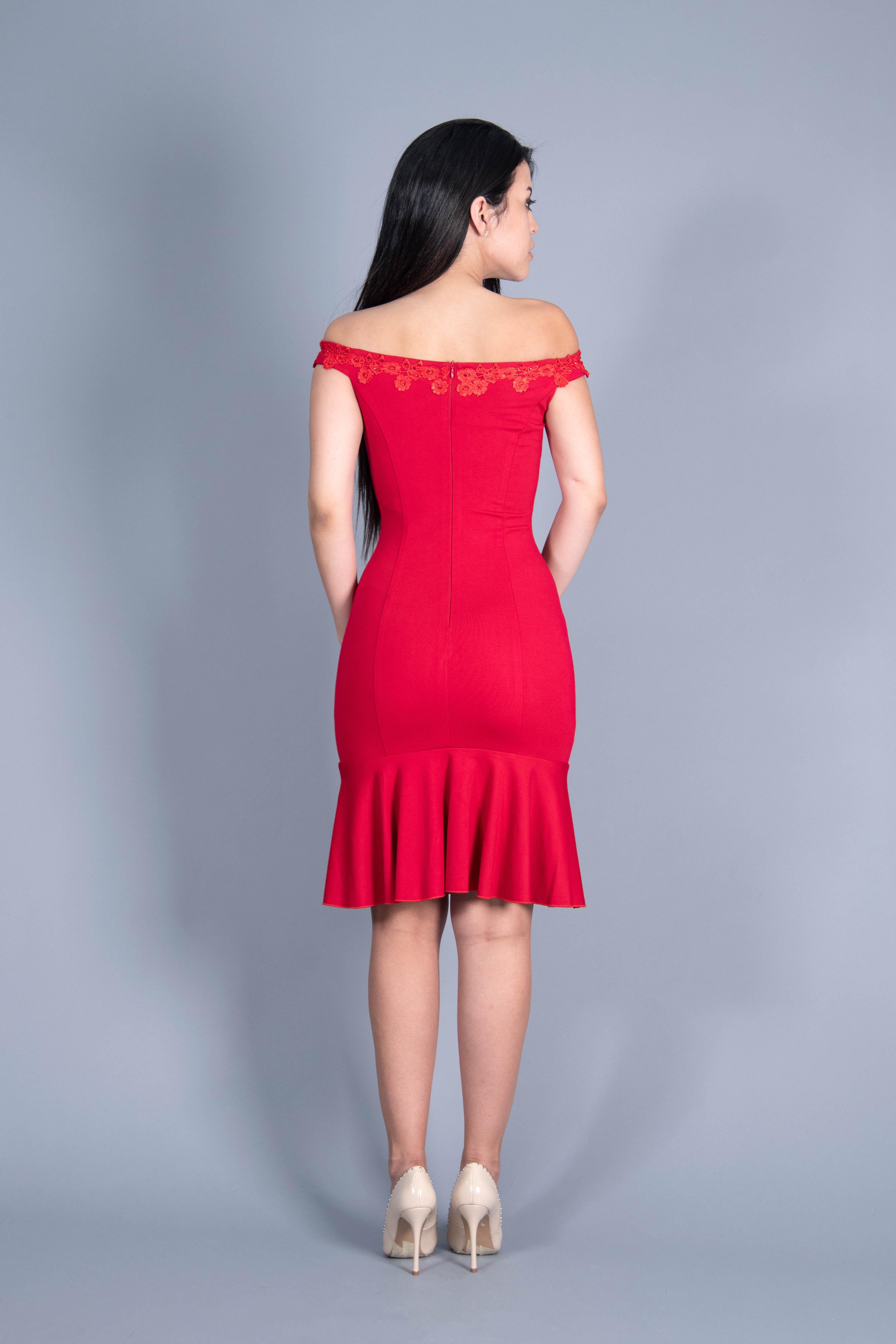 Vestido Cherry